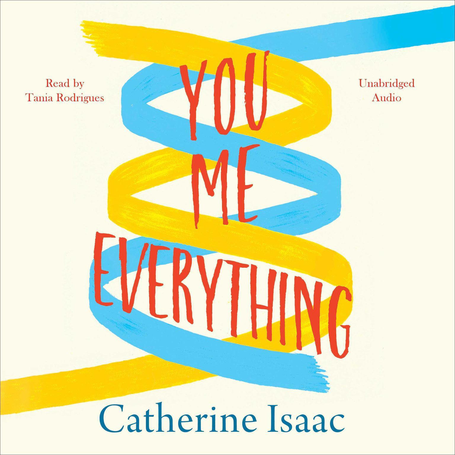 Printable You, Me, Everything Audiobook Cover Art