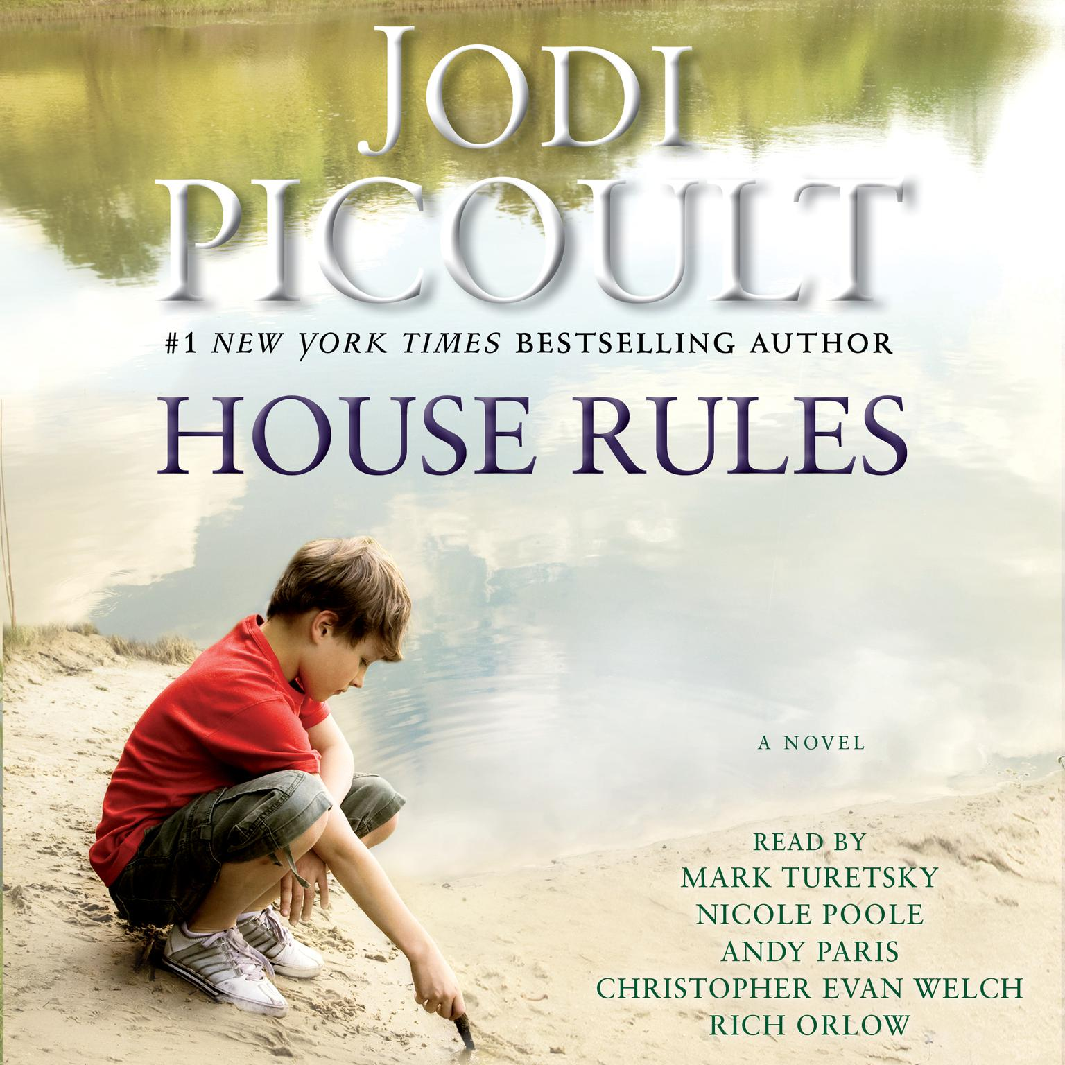 Printable House Rules: A Novel Audiobook Cover Art