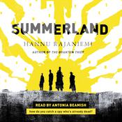 Summerland Audiobook, by Hannu Rajaniemi