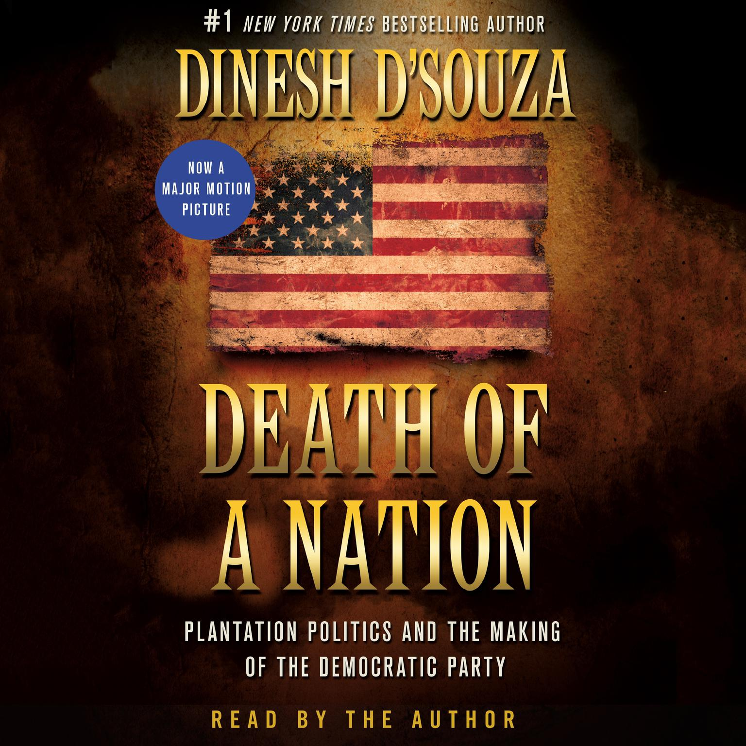 Printable Death of a Nation: Plantation Politics and the Making of the Democratic Party Audiobook Cover Art