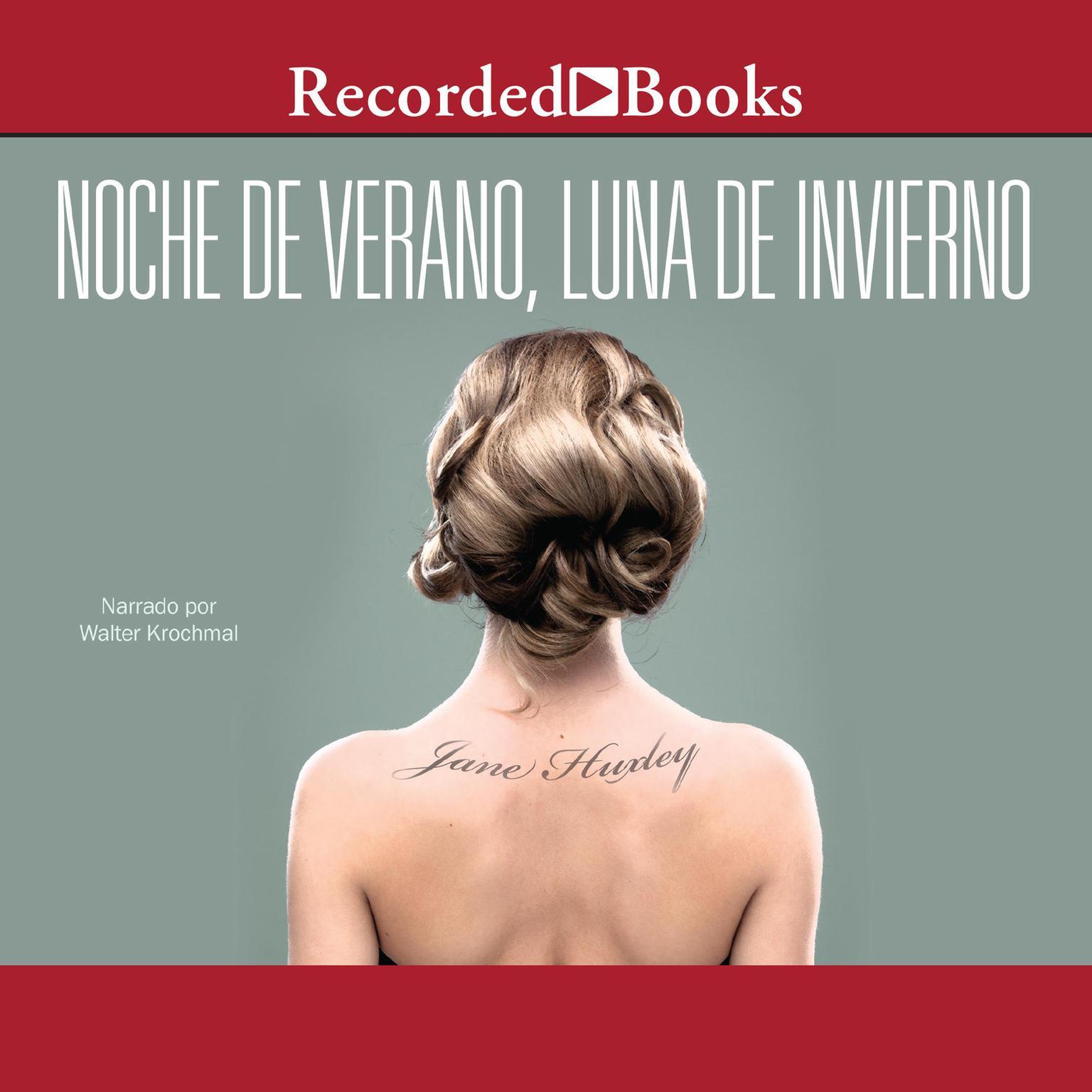 Printable Noche de verano, luna de invierno Audiobook Cover Art