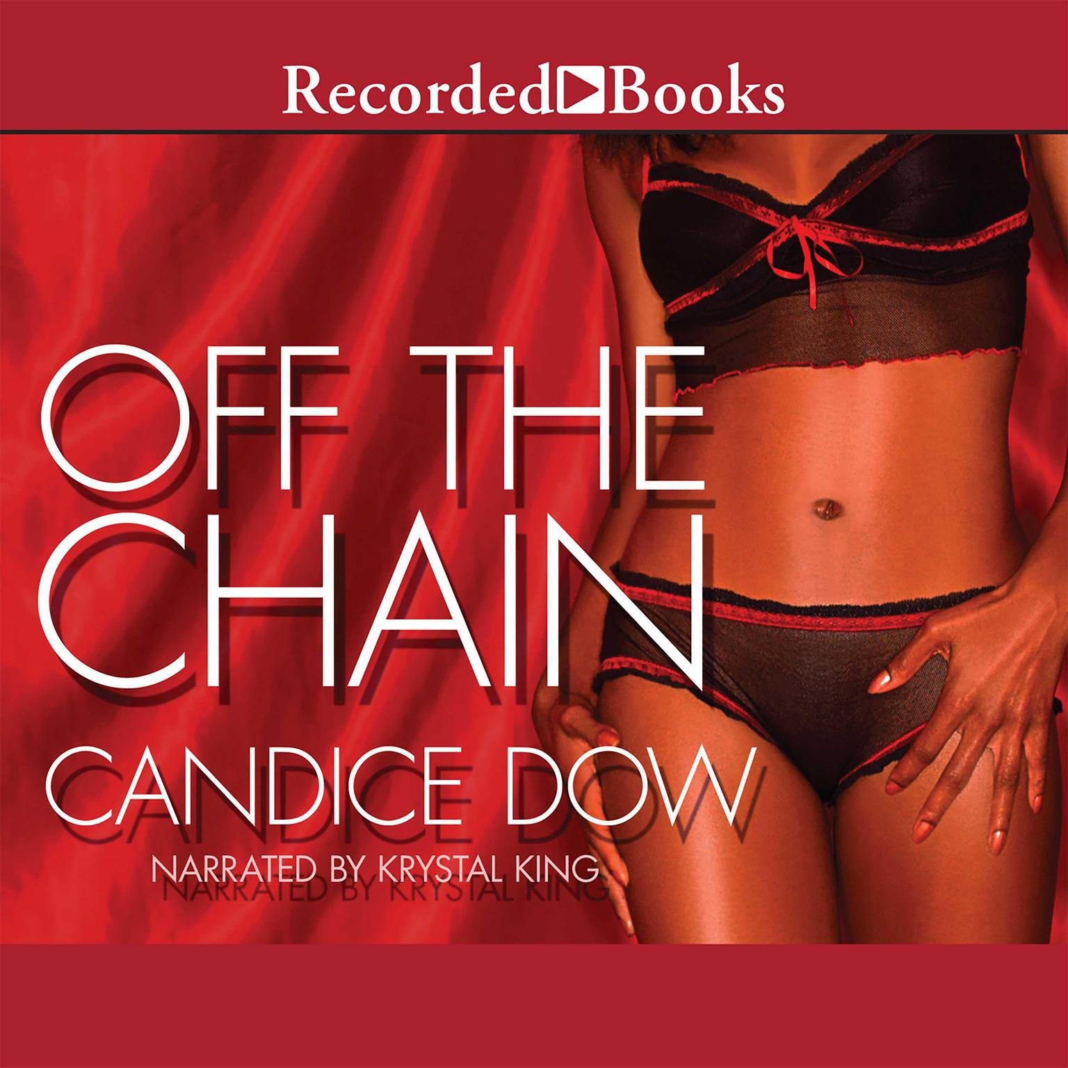 Printable Off the Chain Audiobook Cover Art
