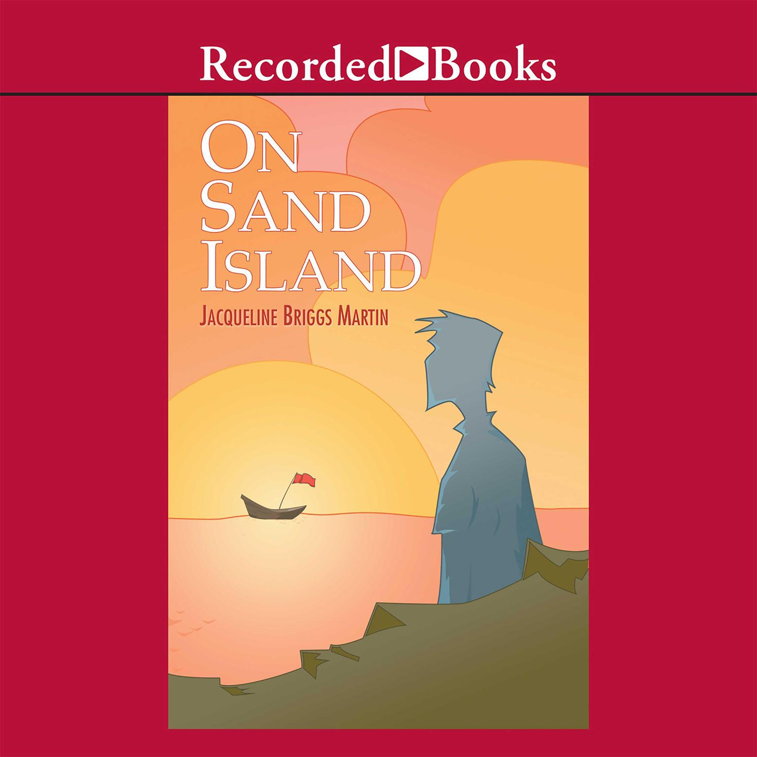 Printable On Sand Island Audiobook Cover Art