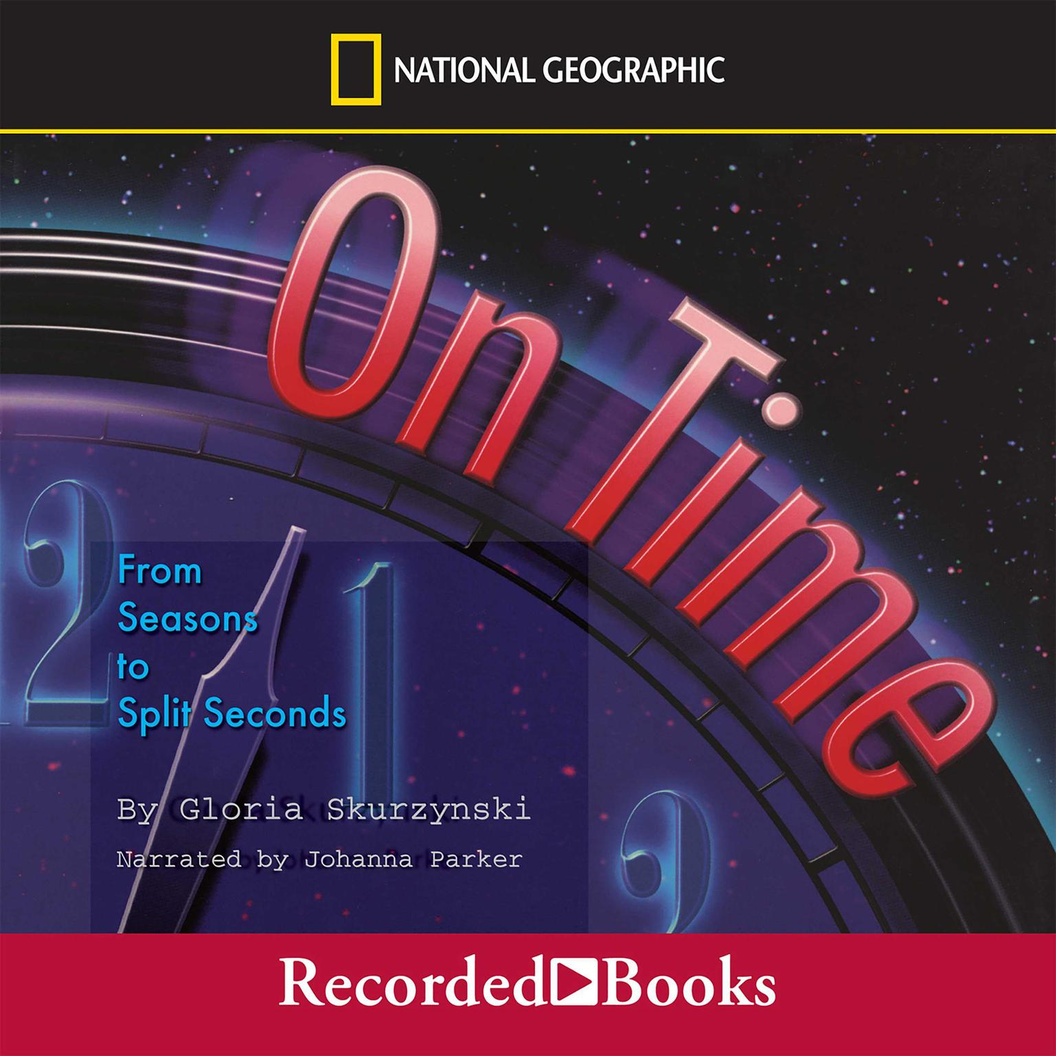 Printable On Time: From Seasons to Split Seconds Audiobook Cover Art