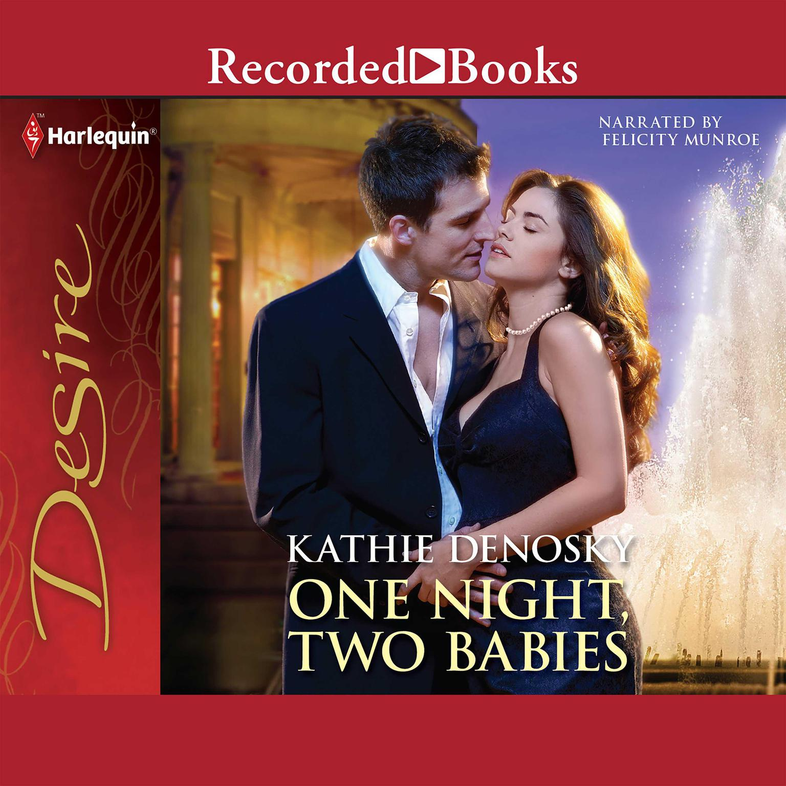 Printable One Night, Two Babies Audiobook Cover Art