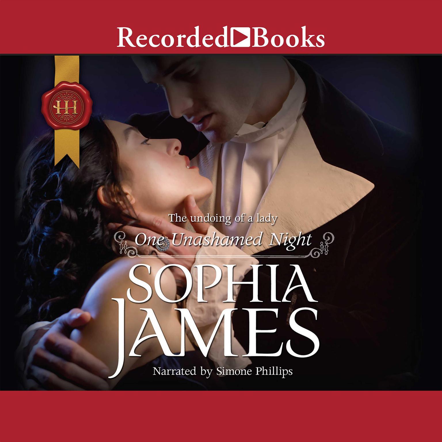 One Unashamed Night Audiobook, by Sophia James