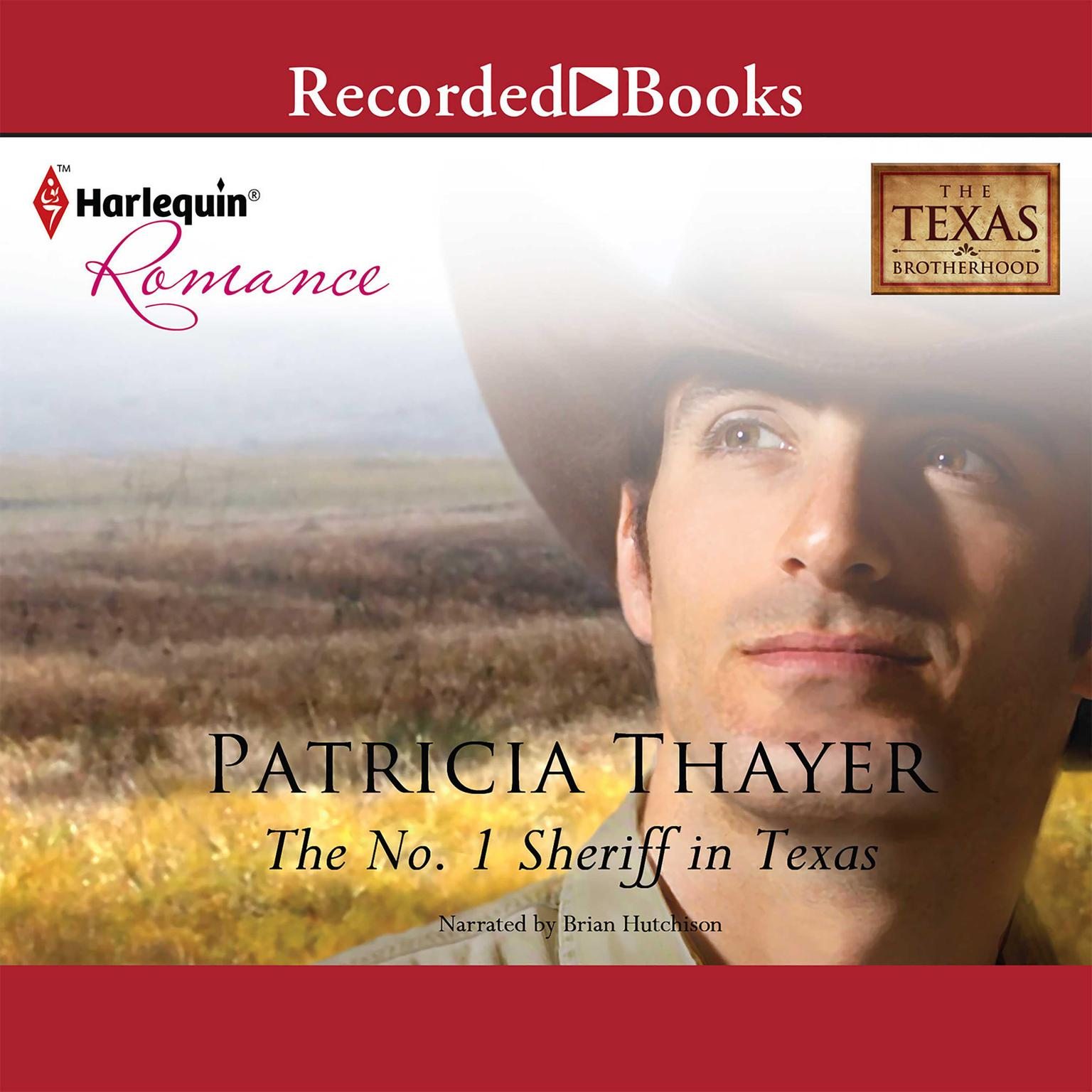 Printable The No. 1 Sheriff in Texas Audiobook Cover Art