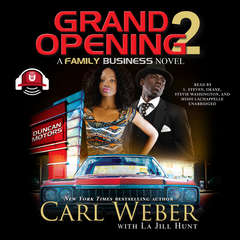 Grand Opening 2: A Family Business Novel Audiobook, by Carl Weber
