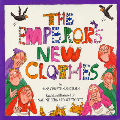 Emperors New Clothes Audiobook, by Hans Christian Andersen