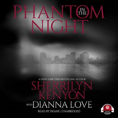 Phantom in the Night Audiobook, by Sherrilyn Kenyon