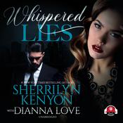 Whispered Lies Audiobook, by Sherrilyn Kenyon, Dianna Love
