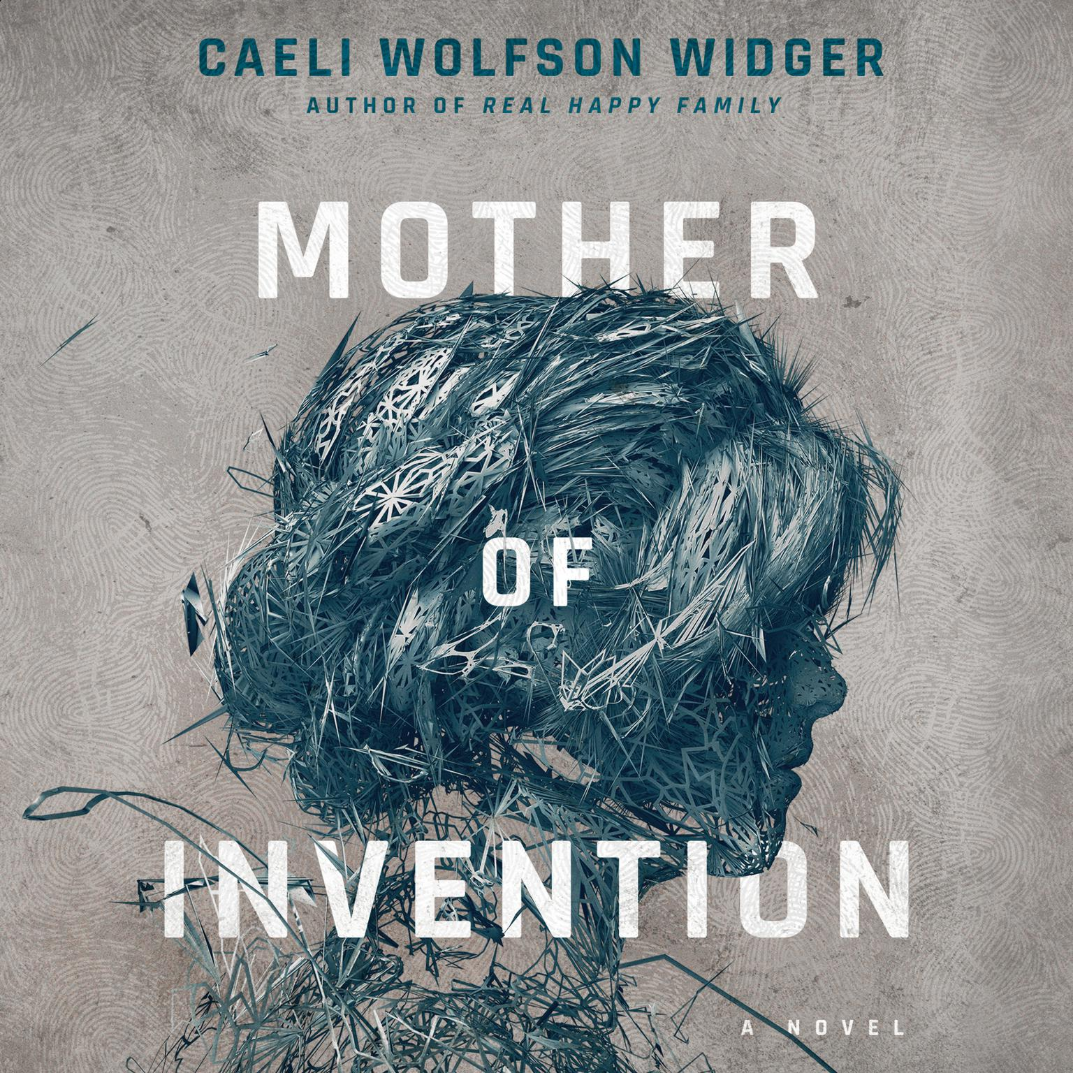 Printable Mother of Invention Audiobook Cover Art