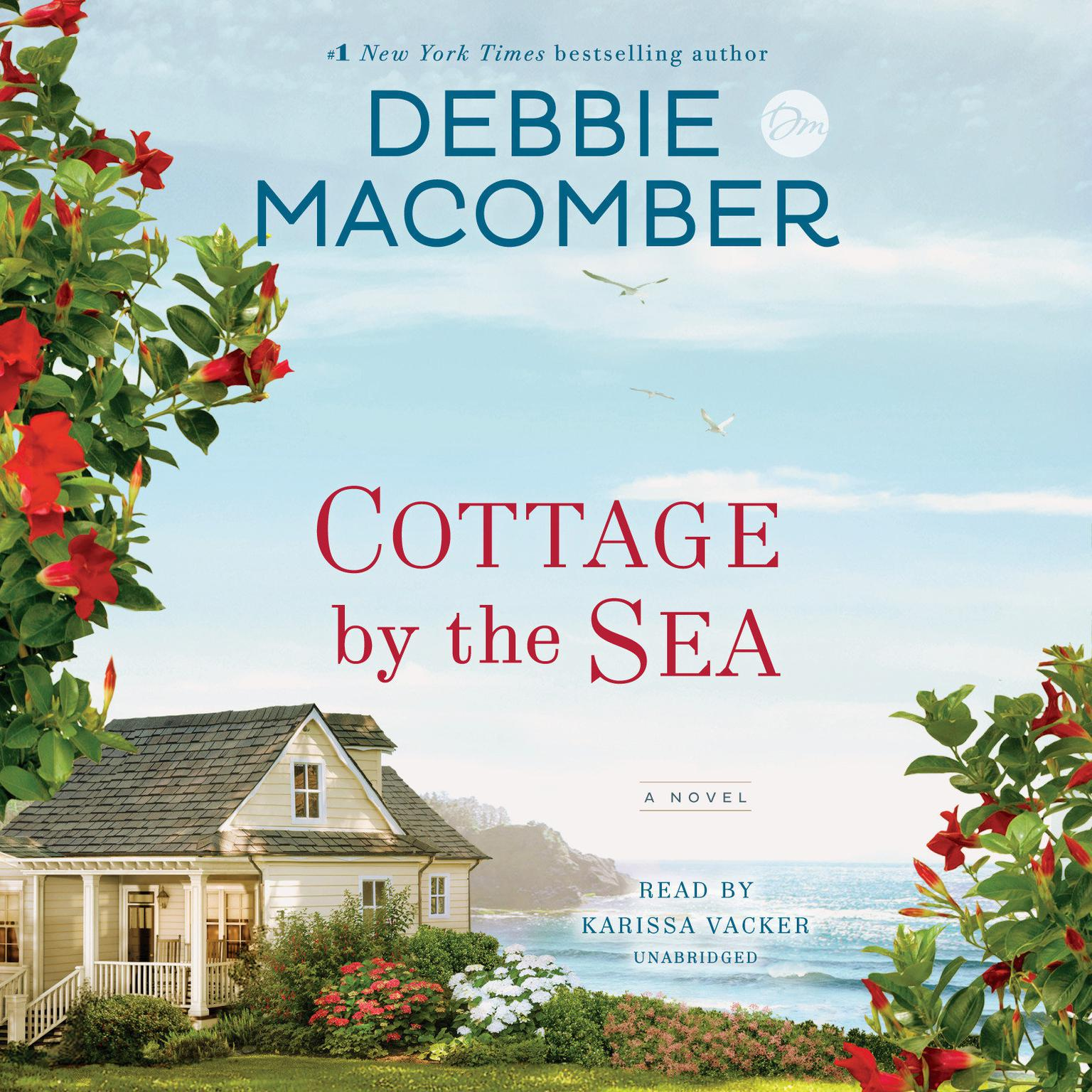 Printable Cottage by the Sea: A Novel Audiobook Cover Art
