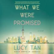What We Were Promised Audiobook, by Lucy Tan
