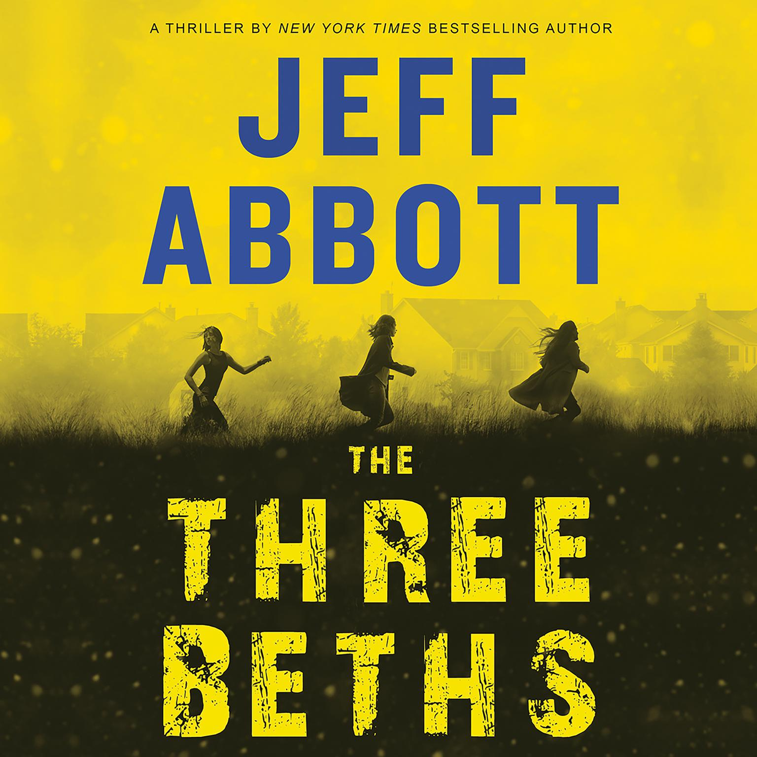 Printable The Three Beths Audiobook Cover Art