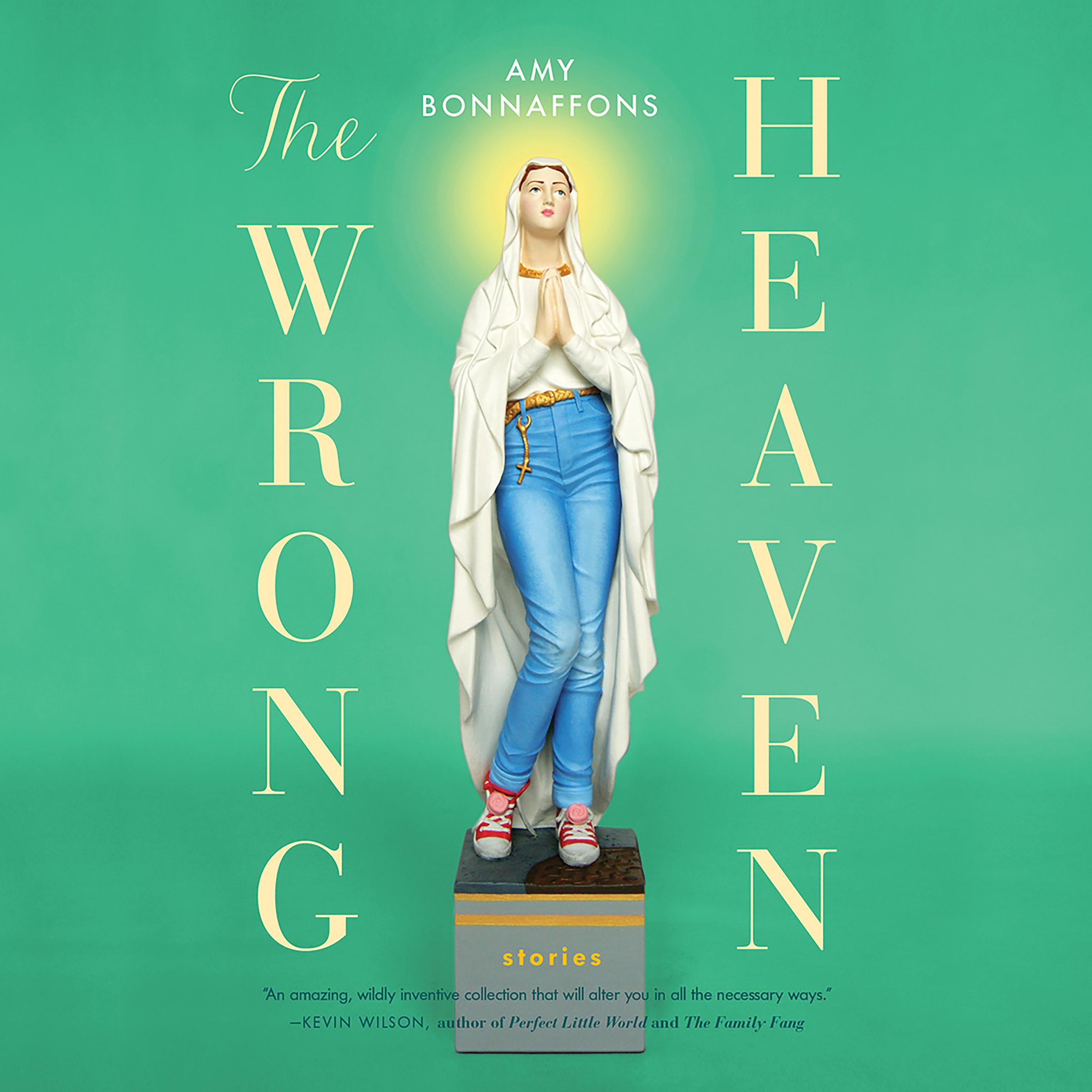 Printable The Wrong Heaven Audiobook Cover Art