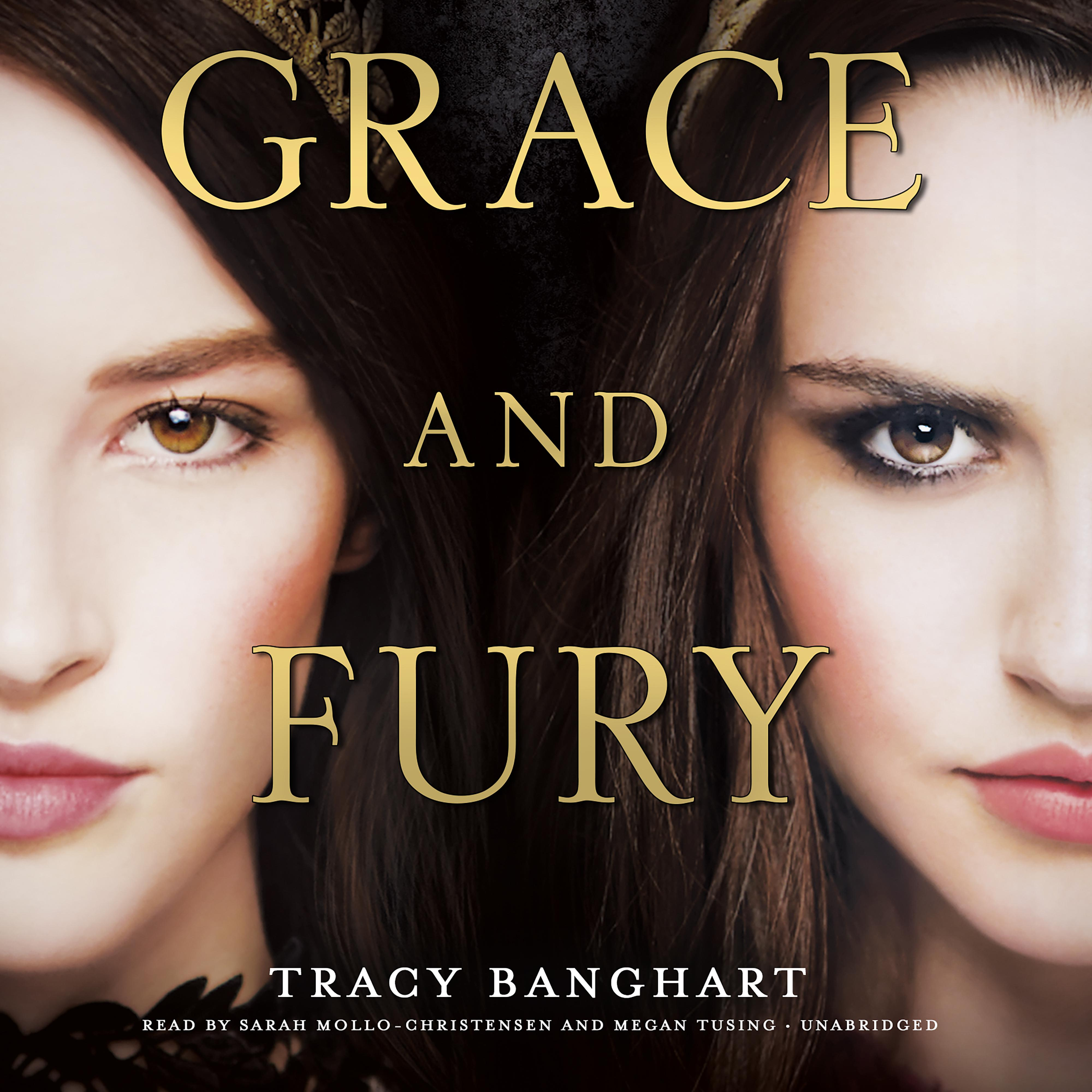 Printable Grace and Fury Audiobook Cover Art