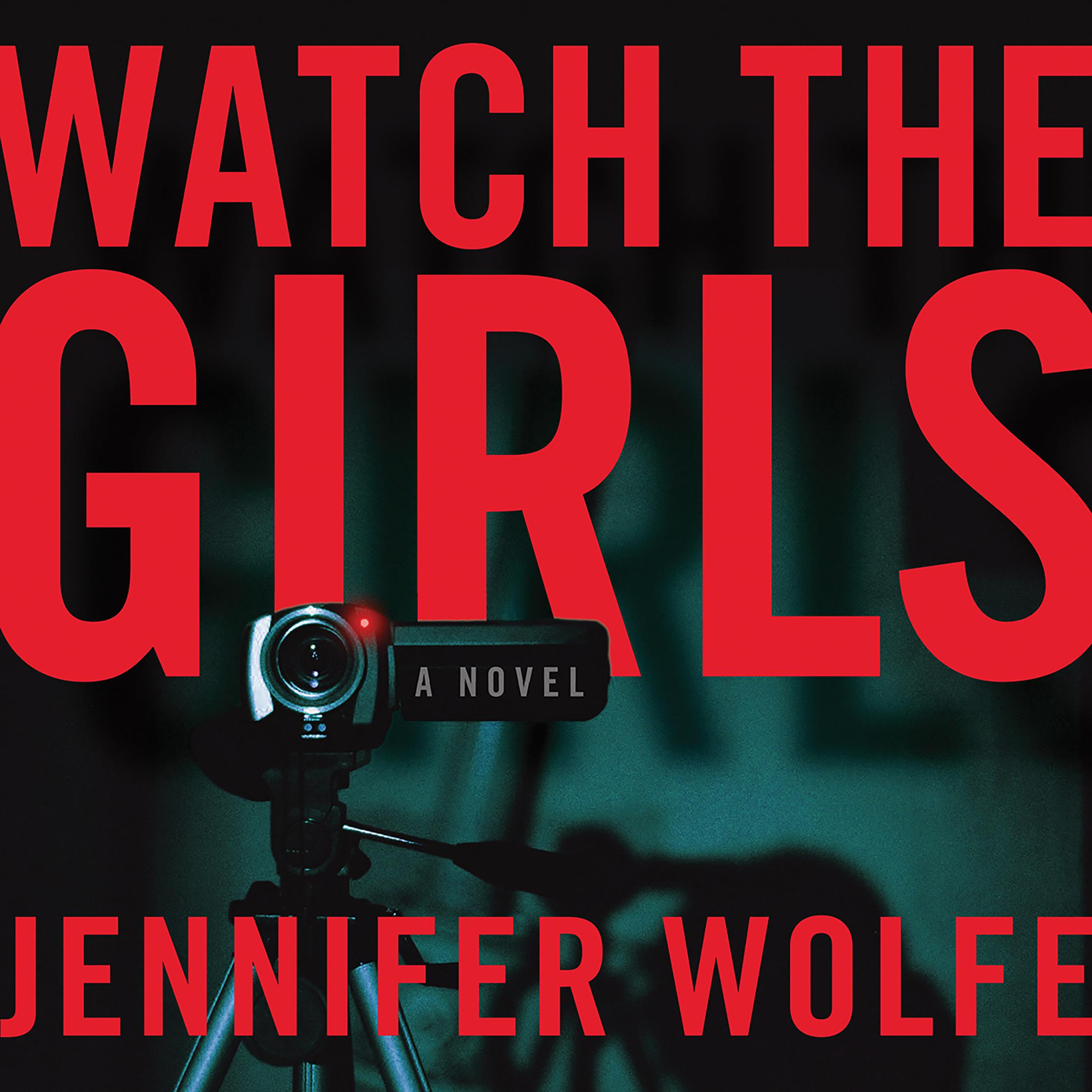 Printable Watch the Girls Audiobook Cover Art