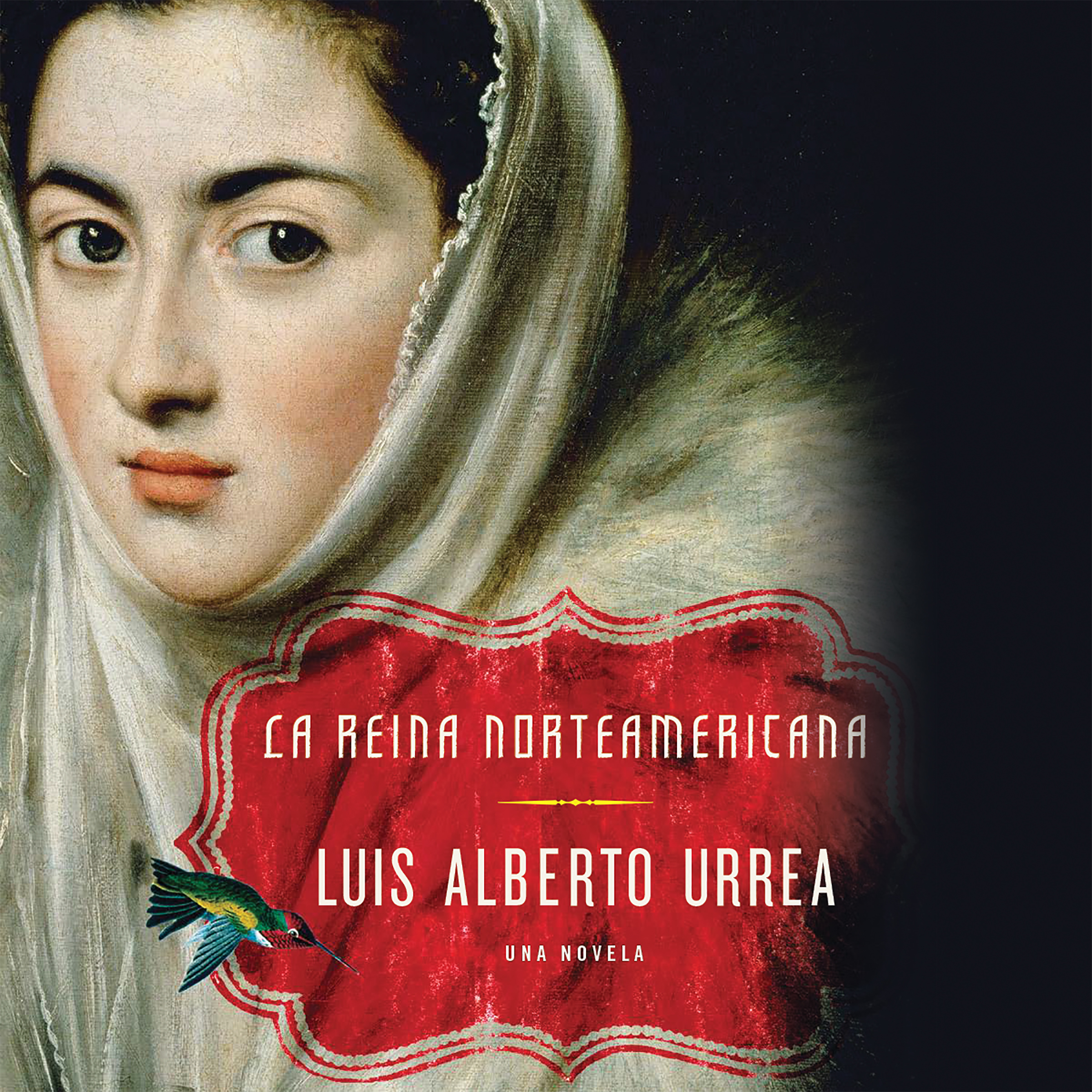 Printable La Reina Norteamericana: Una Novela Audiobook Cover Art