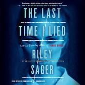 The Last Time I Lied: A Novel Audiobook, by Riley Sager|