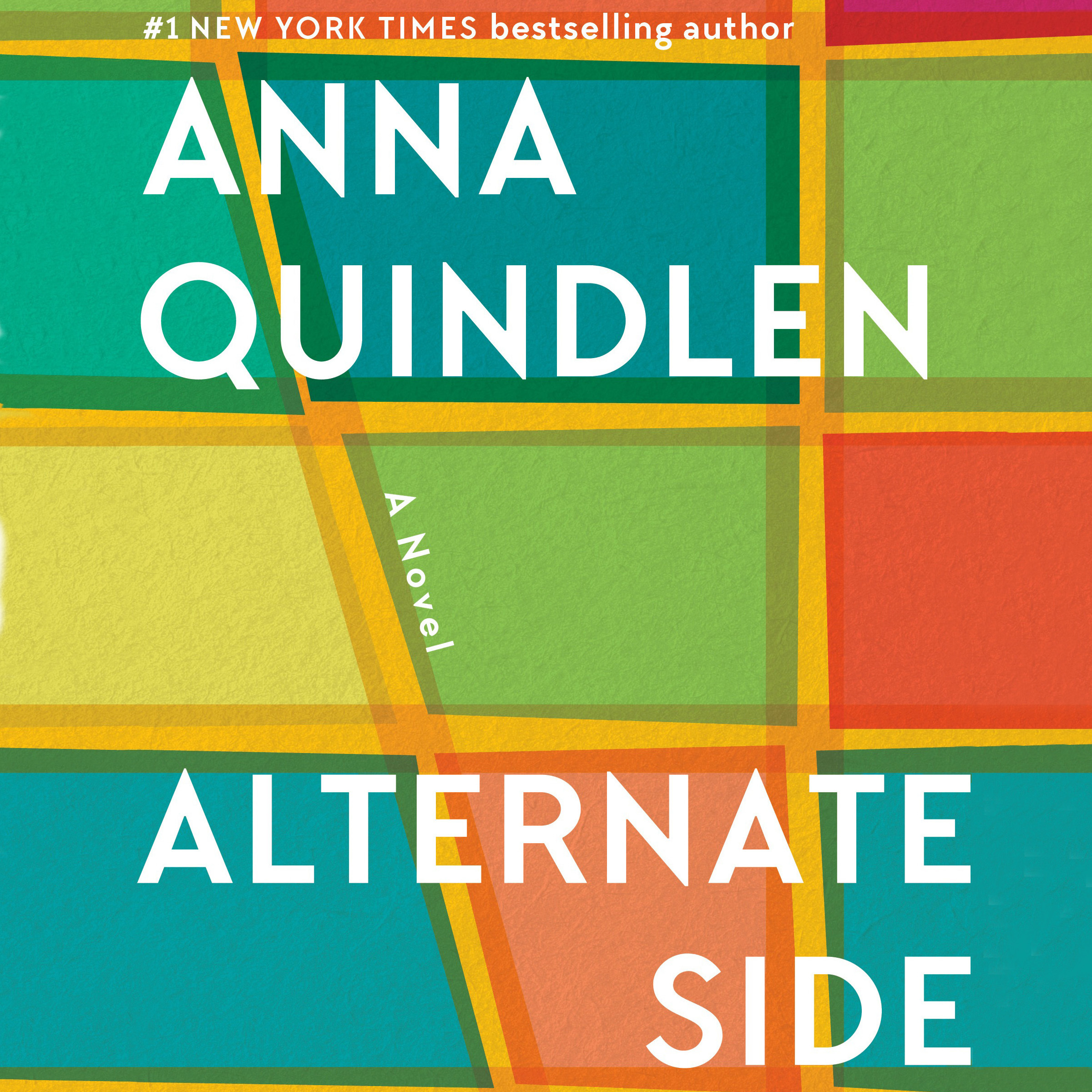 Printable Alternate Side: A Novel Audiobook Cover Art