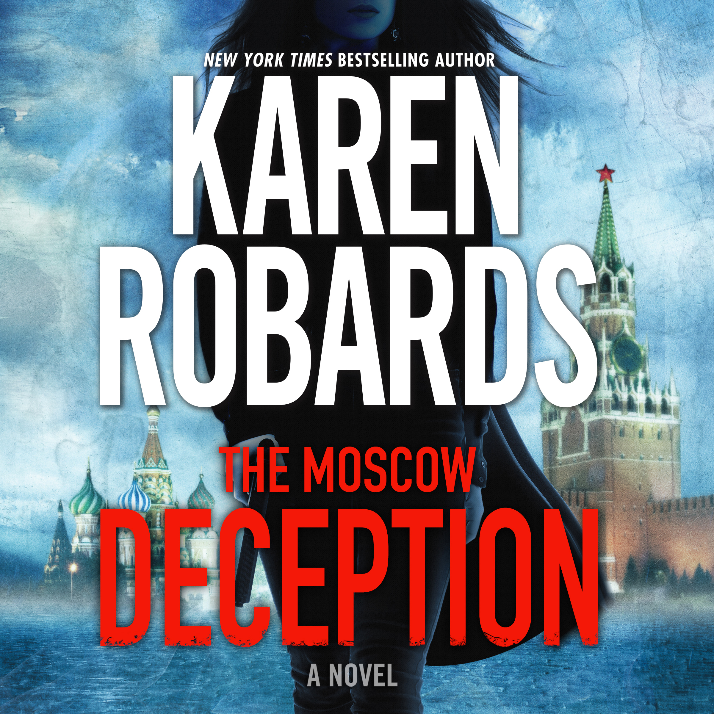 Printable The Moscow Deception Audiobook Cover Art
