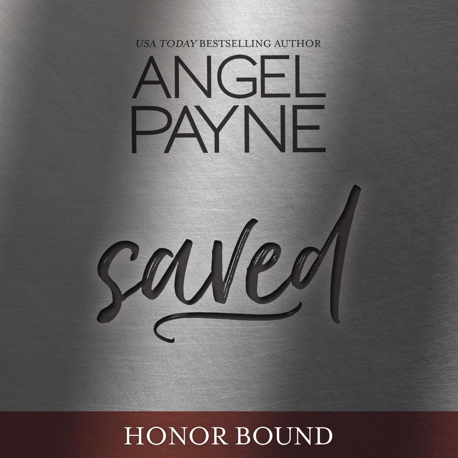 Printable Saved Audiobook Cover Art