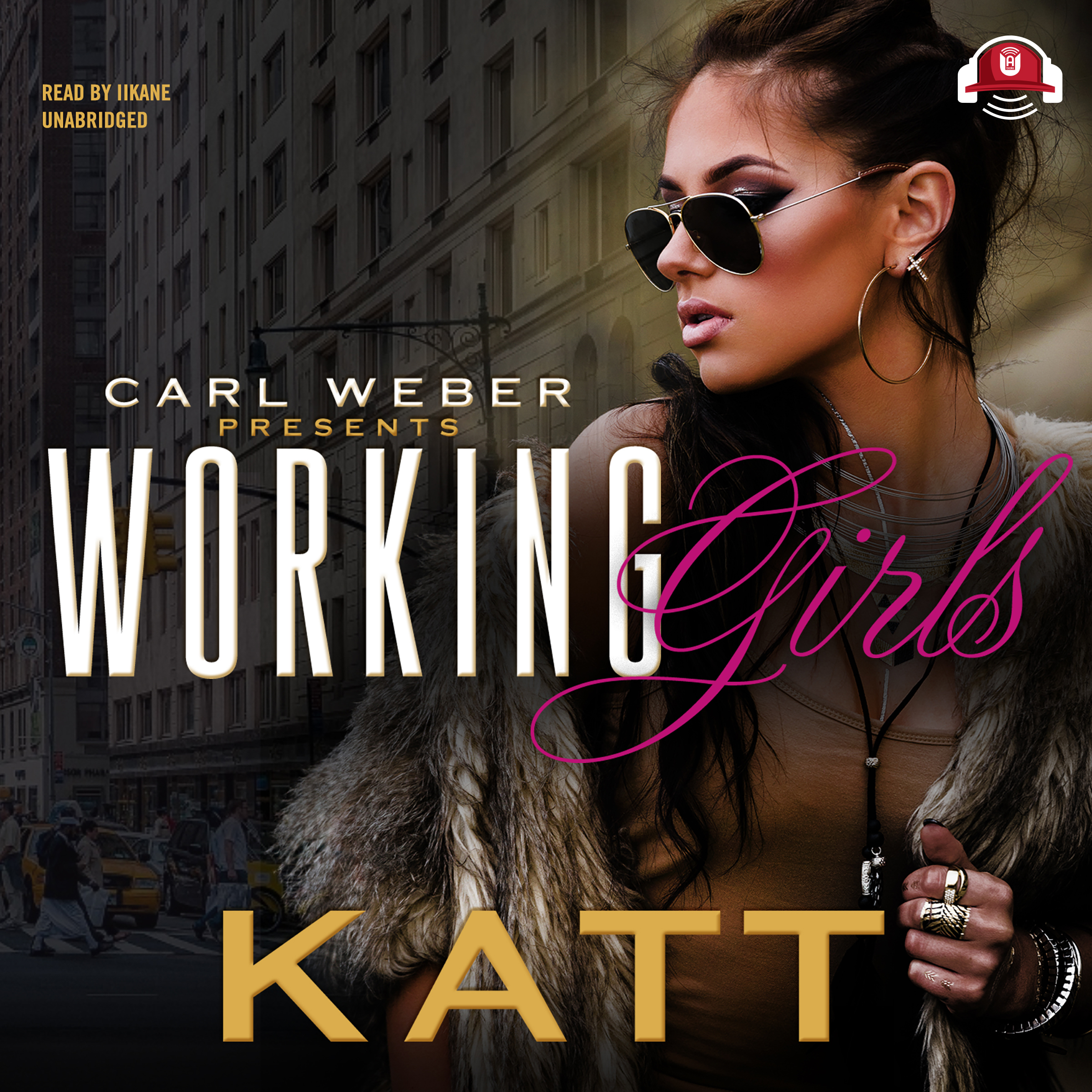 Printable Working Girls Audiobook Cover Art