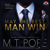 May the Best Man Win Audiobook, by M. T. Pope