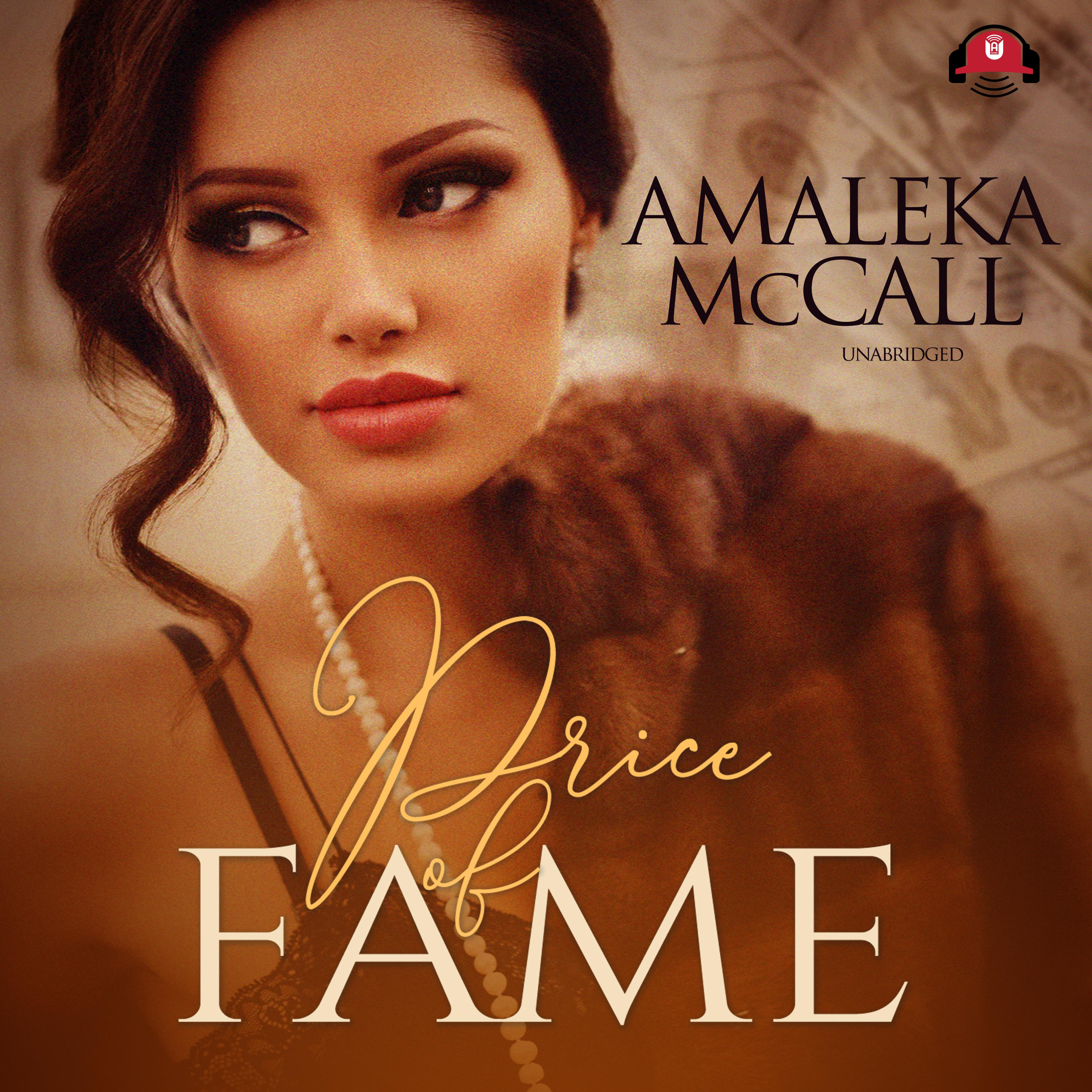 Printable Price of Fame Audiobook Cover Art
