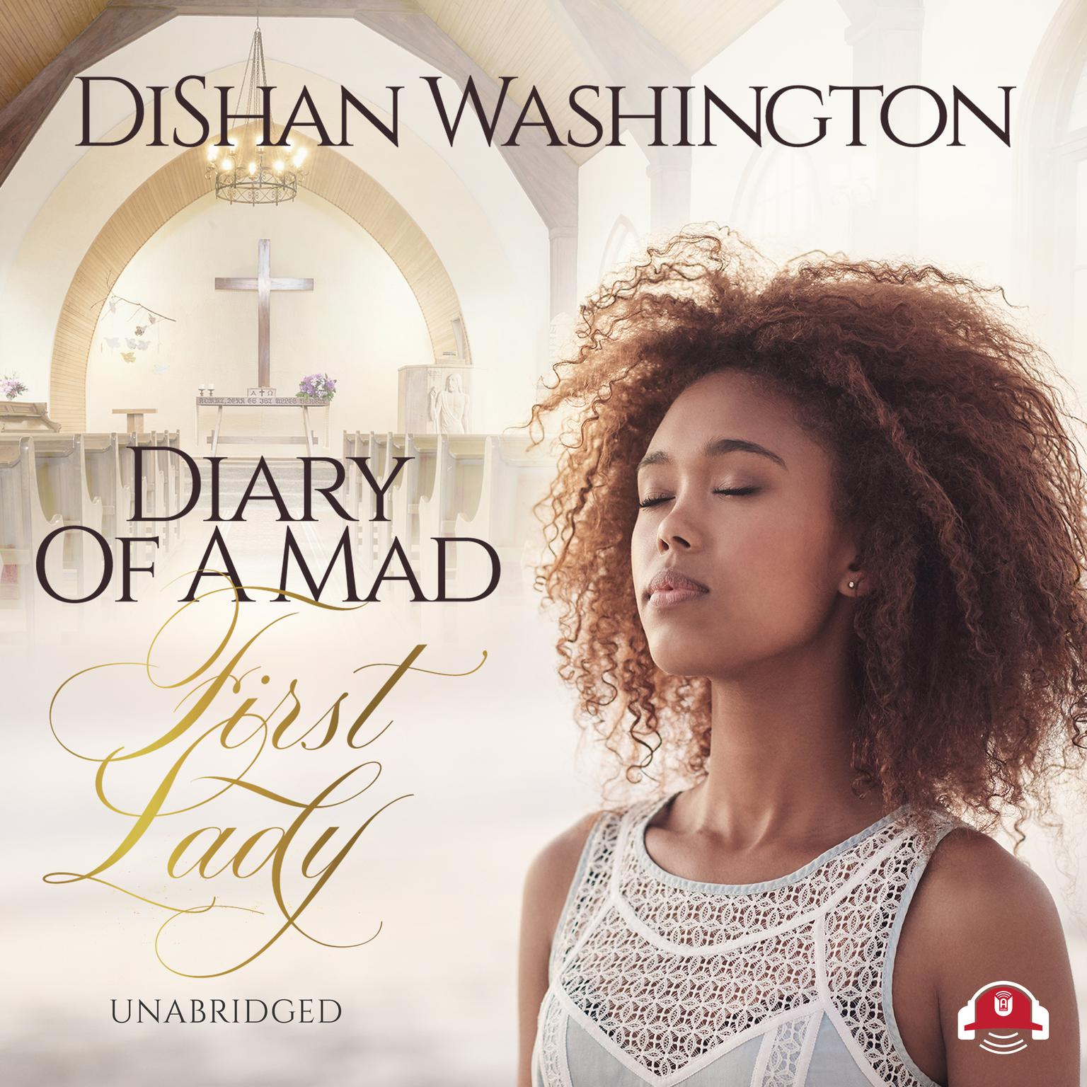 Printable Diary   of a Mad First Lady Audiobook Cover Art