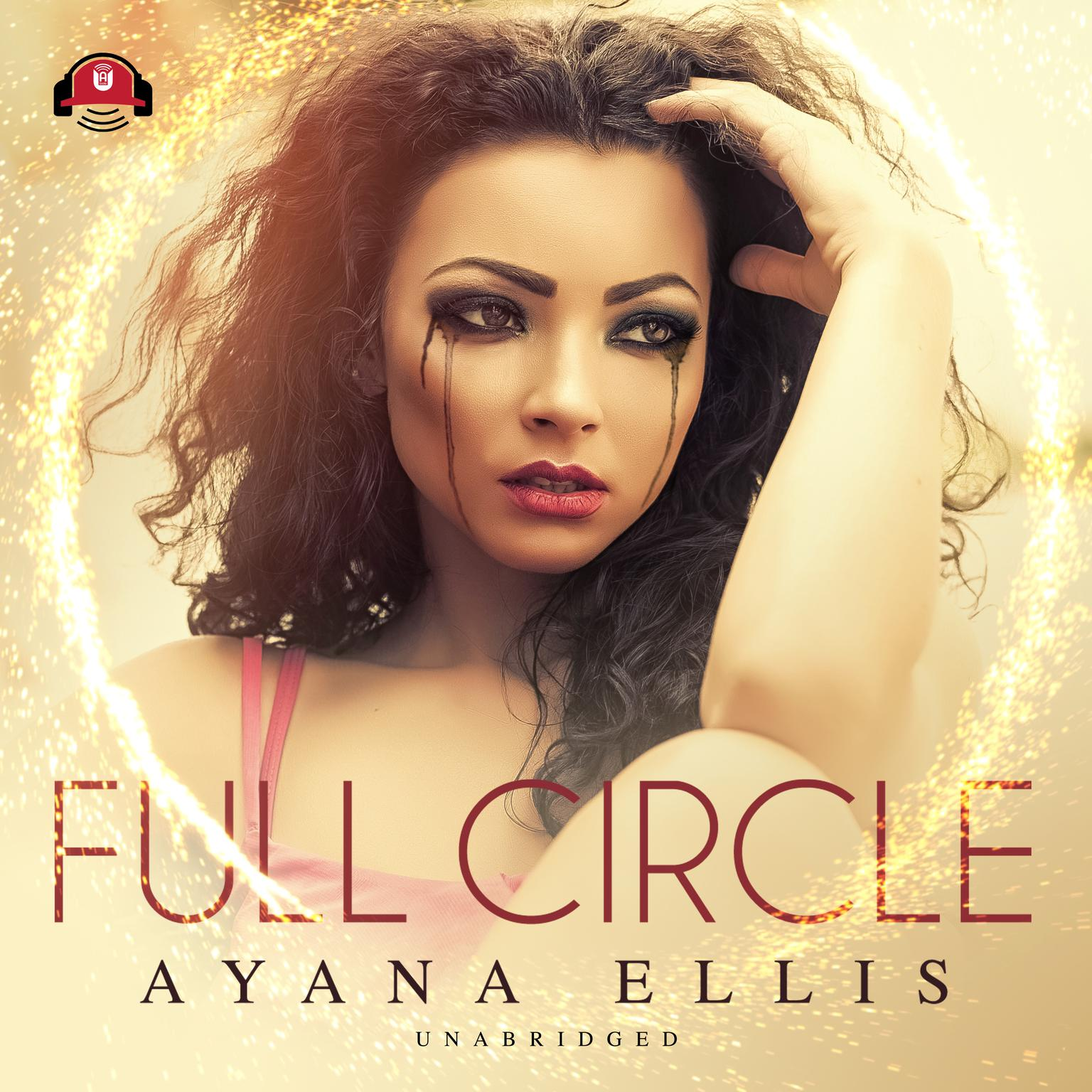 Printable Full   Circle Audiobook Cover Art