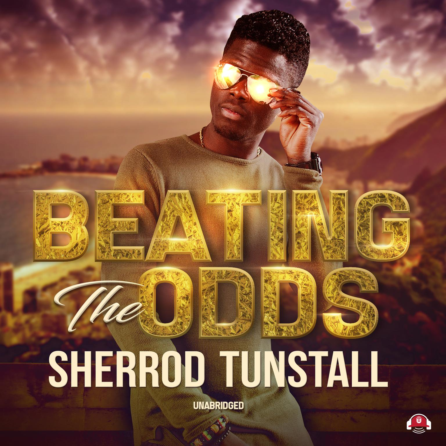 Printable Beating the Odds Audiobook Cover Art