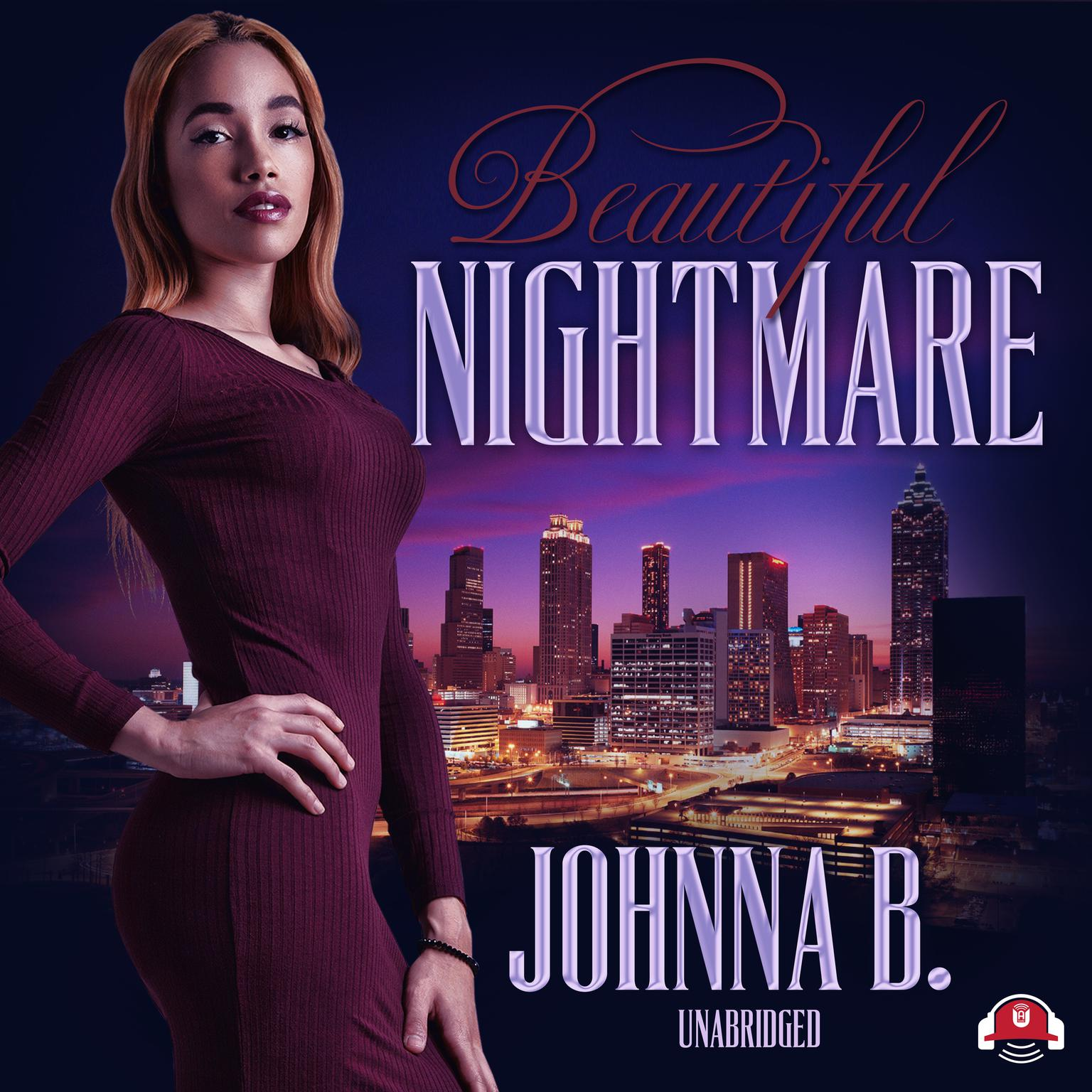 Printable Beautiful Nightmare Audiobook Cover Art
