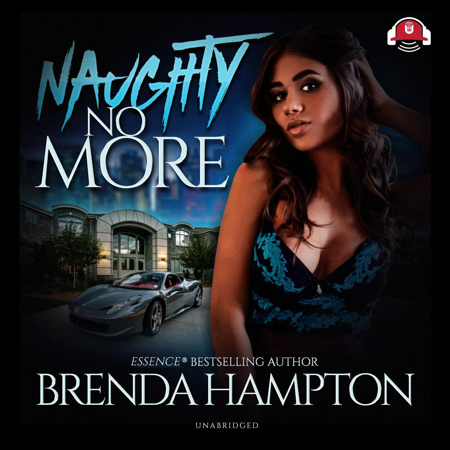 Printable Naughty No More Audiobook Cover Art