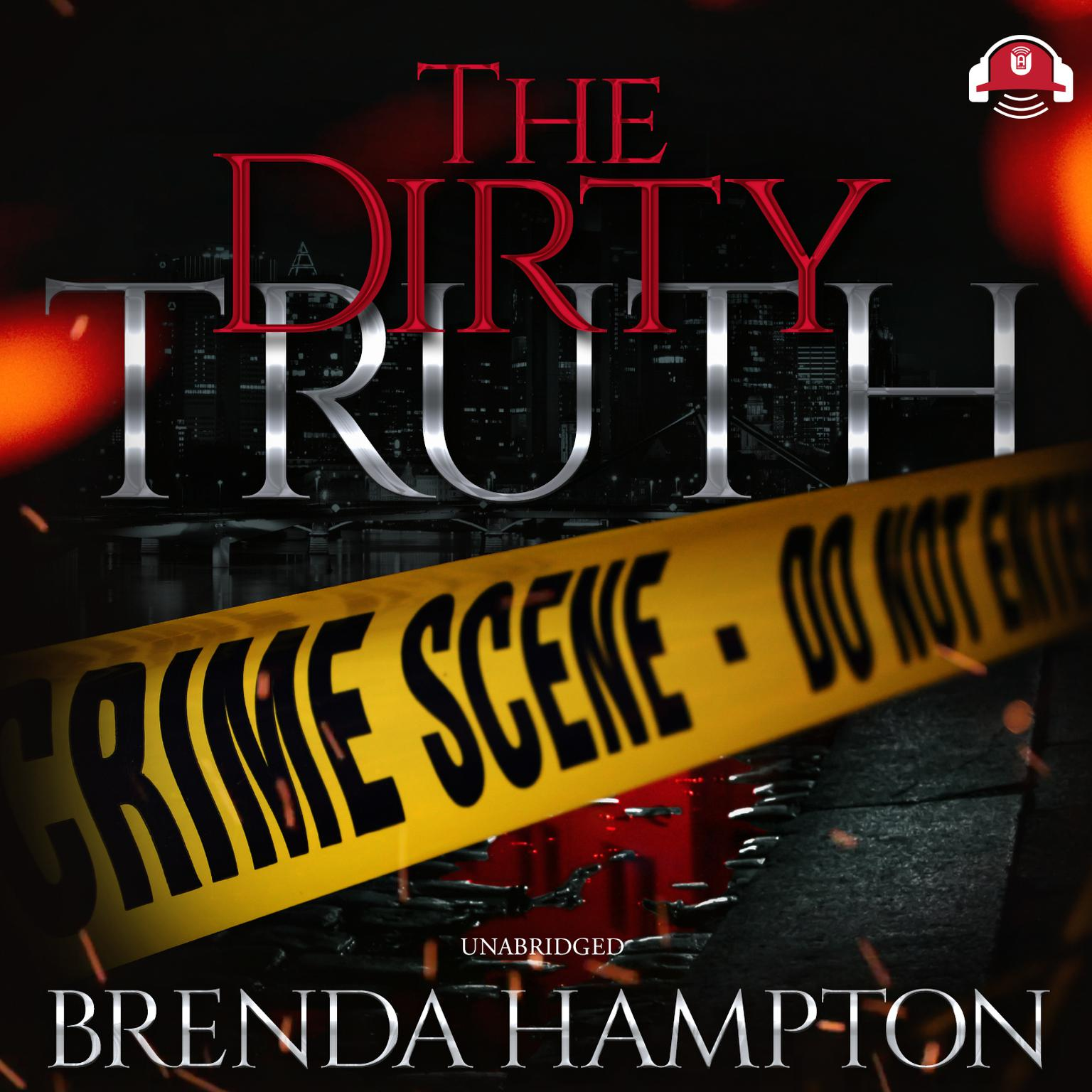 Printable The Dirty Truth Audiobook Cover Art