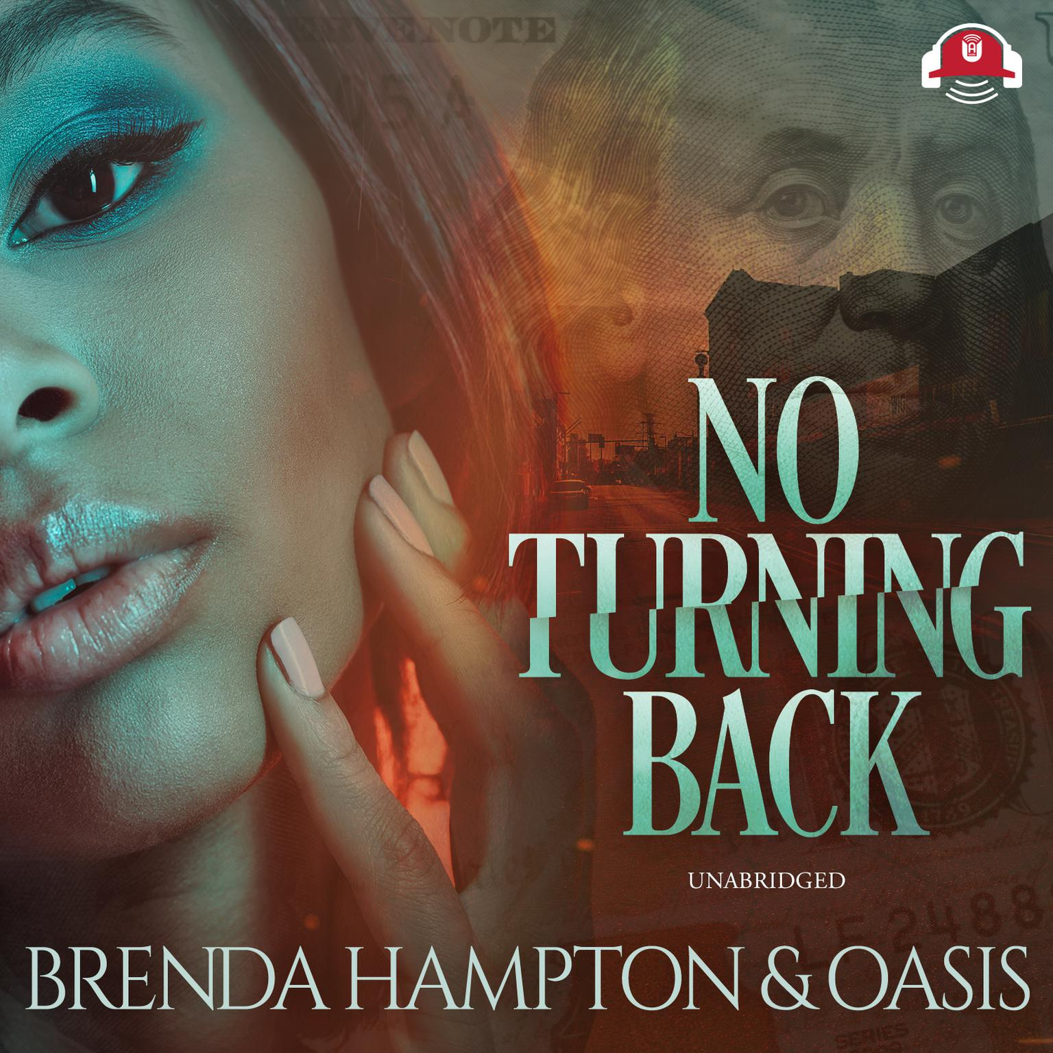 Printable No Turning Back Audiobook Cover Art