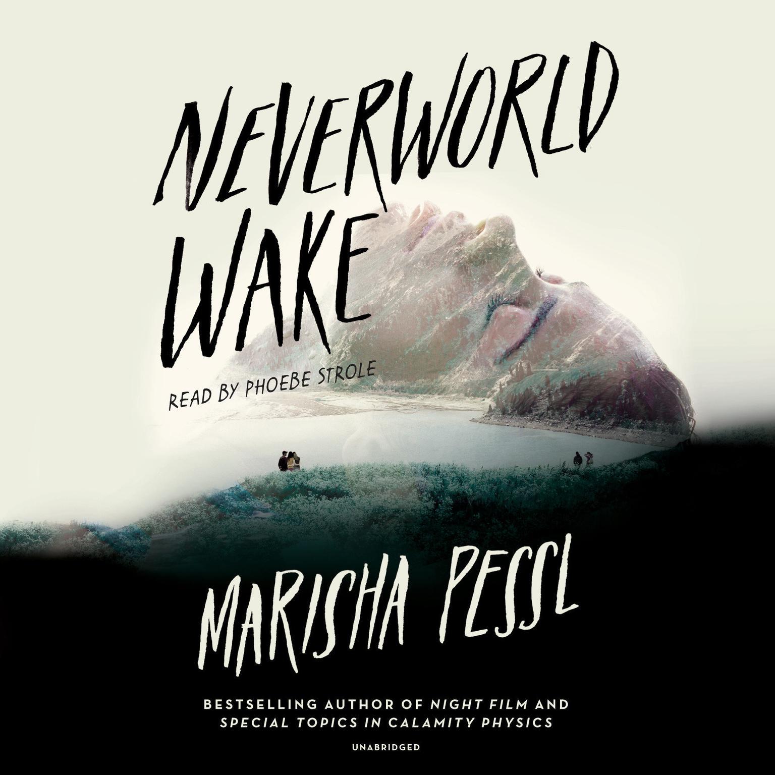 Printable Neverworld Wake Audiobook Cover Art