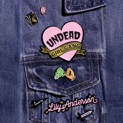 Undead Girl Gang Audiobook, by