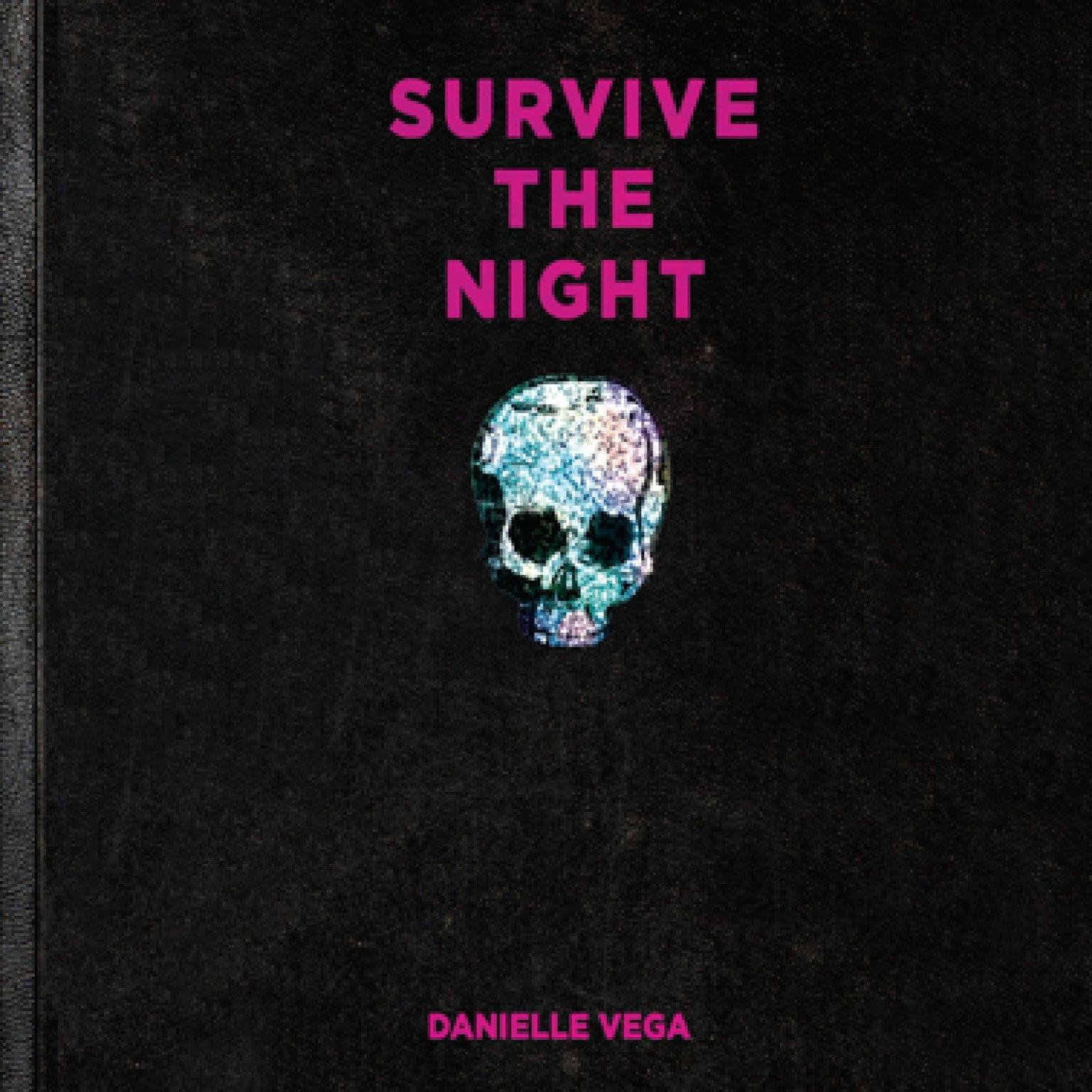 Printable Survive the Night Audiobook Cover Art