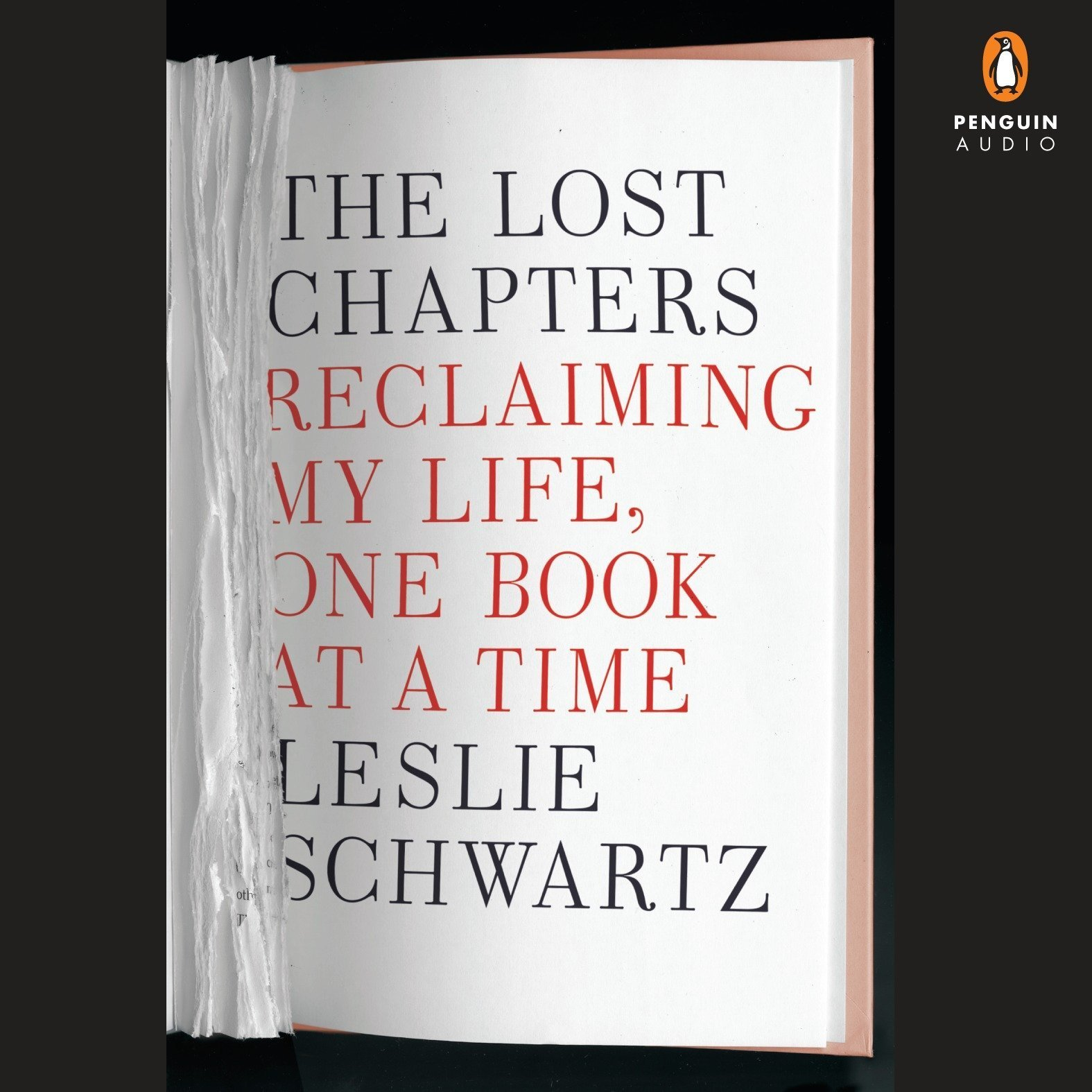 Printable The Lost Chapters: Finding Recovery and Renewal One Book at a Time Audiobook Cover Art