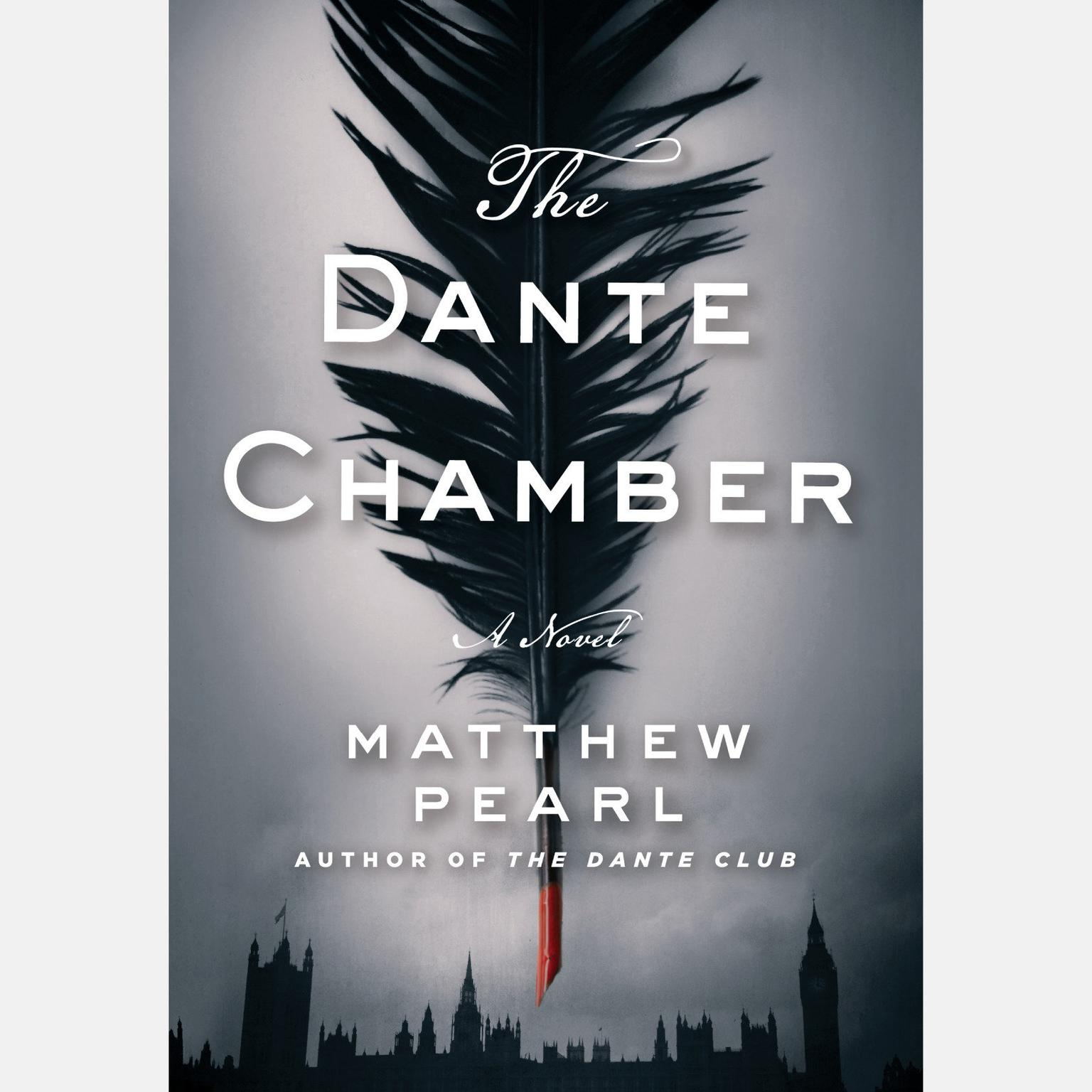 Printable The Dante Chamber Audiobook Cover Art