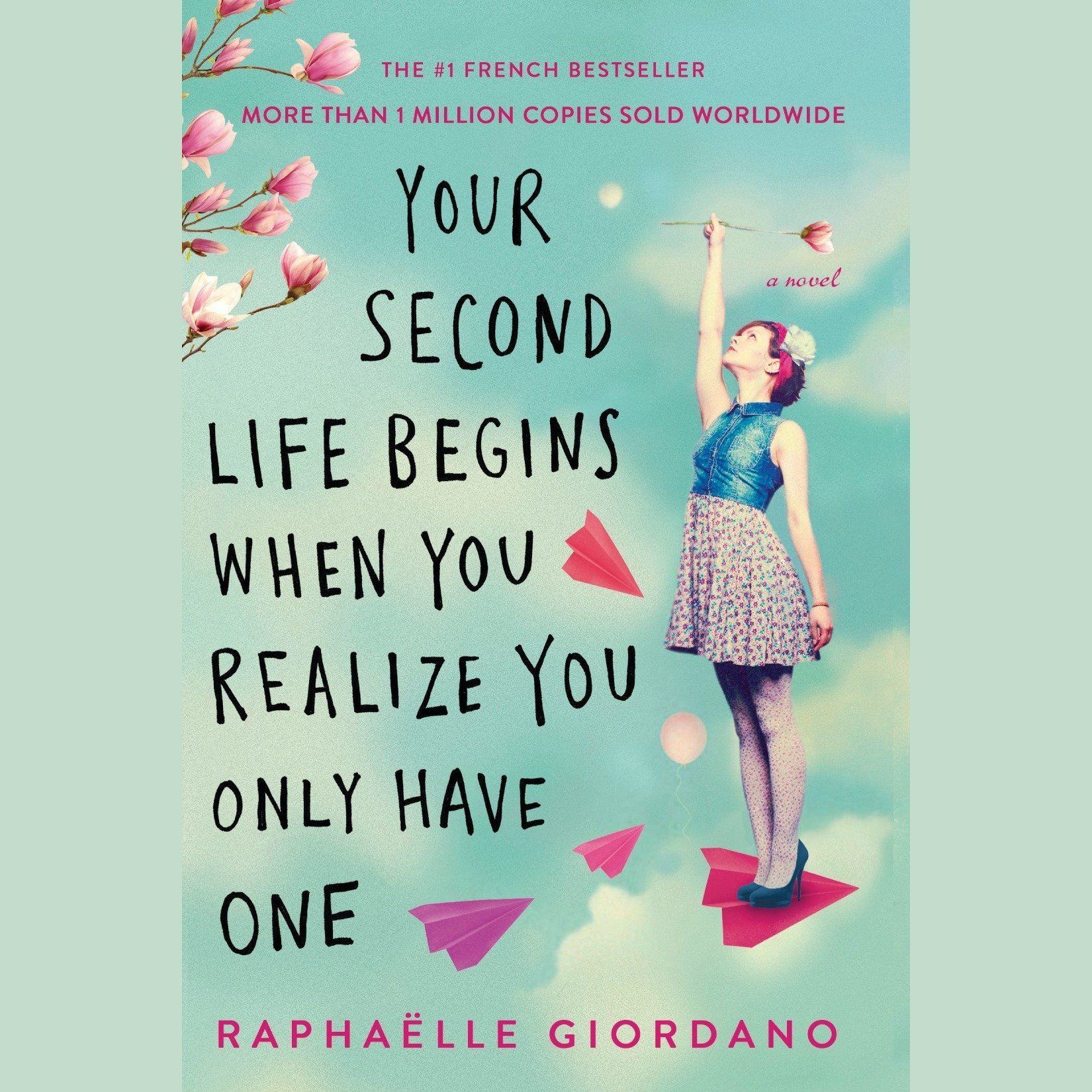 Printable Your Second Life Begins When You Realize You Only Have One Audiobook Cover Art