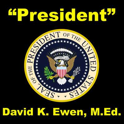 President Audiobook, by David K. Ewen