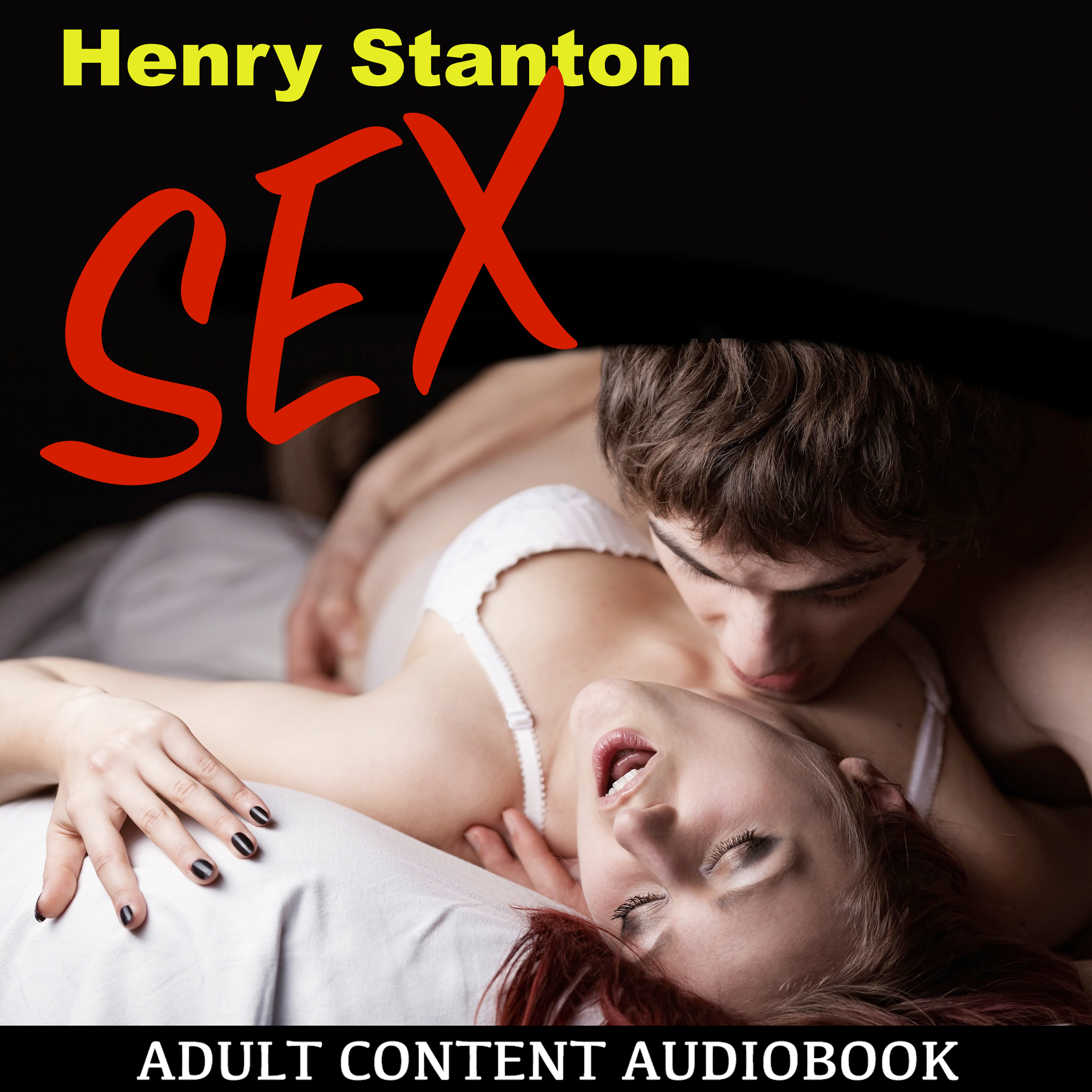 Printable Sex Audiobook Cover Art
