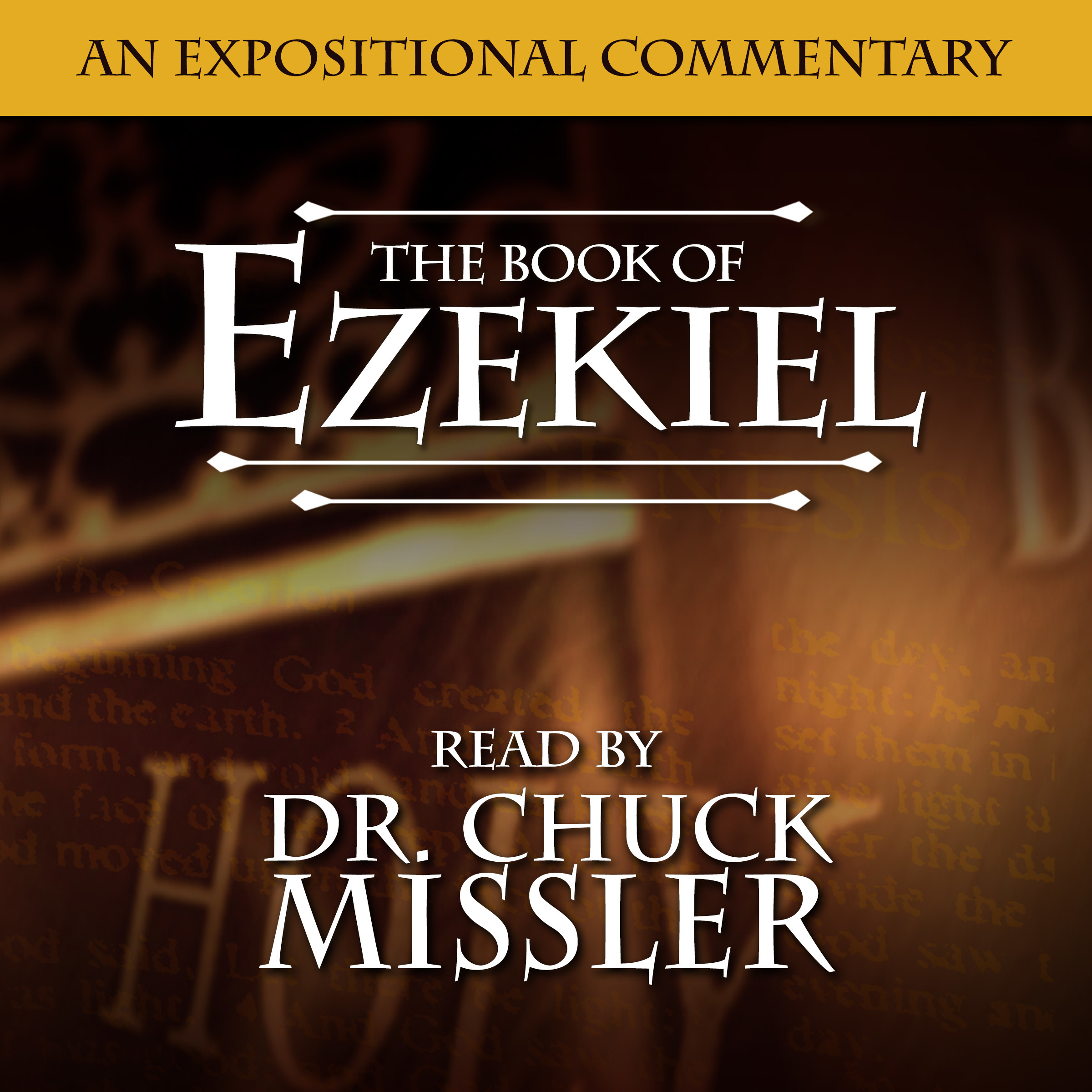 Printable The Book of Ezekiel: An Expositional Commentary Audiobook Cover Art