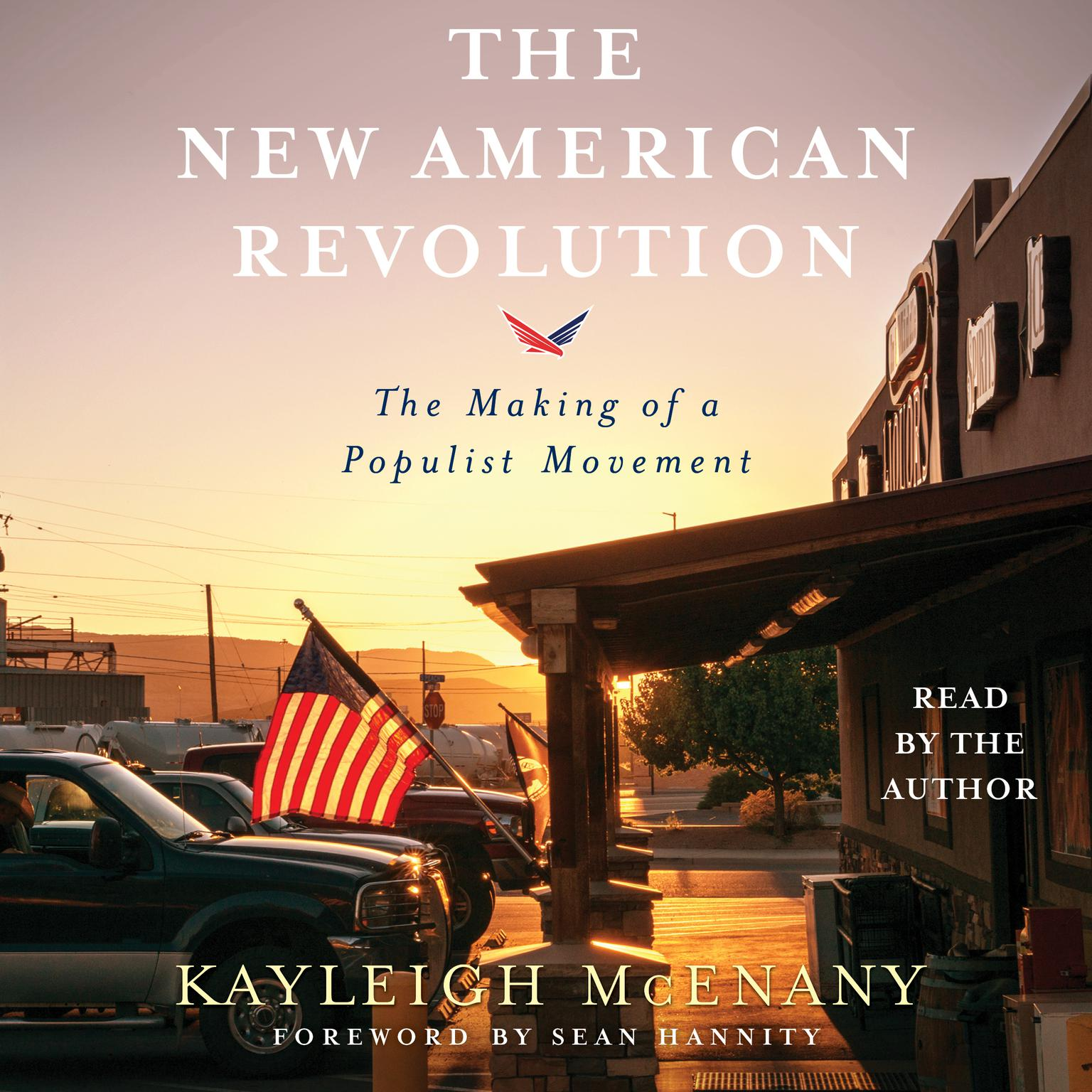 Printable The New American Revolution: The Making of a Populist Movement Audiobook Cover Art