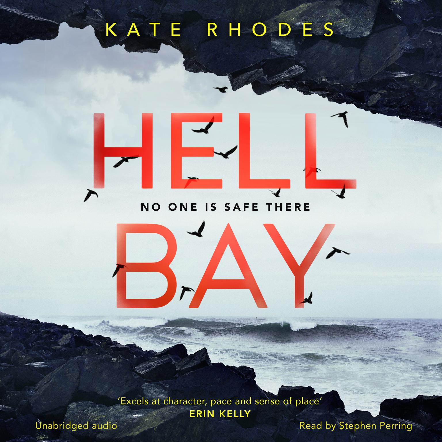 Printable Hell Bay Audiobook Cover Art