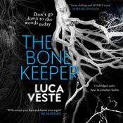 The Bone Keeper Audiobook, by Luca Veste|
