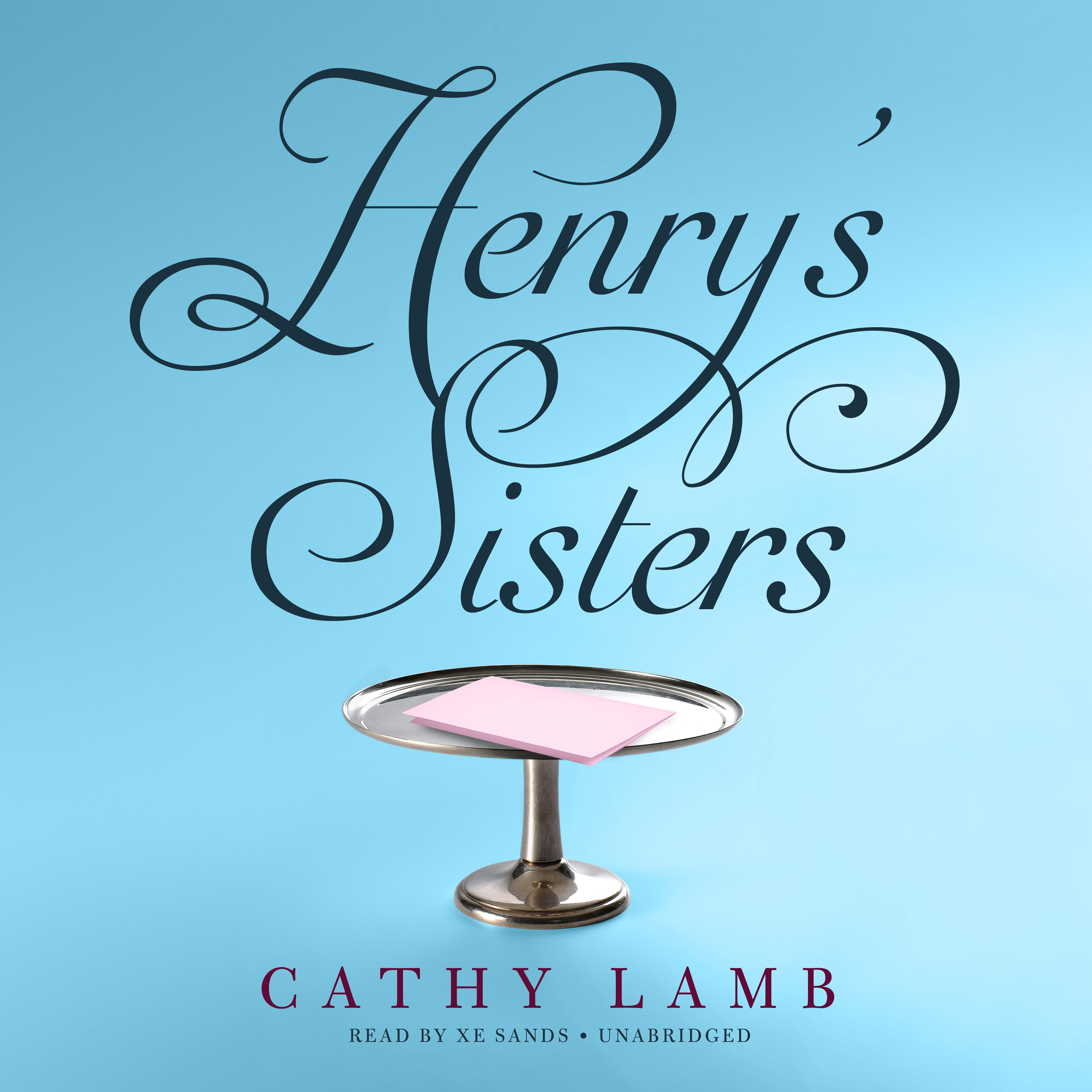 Printable Henry's Sisters Audiobook Cover Art